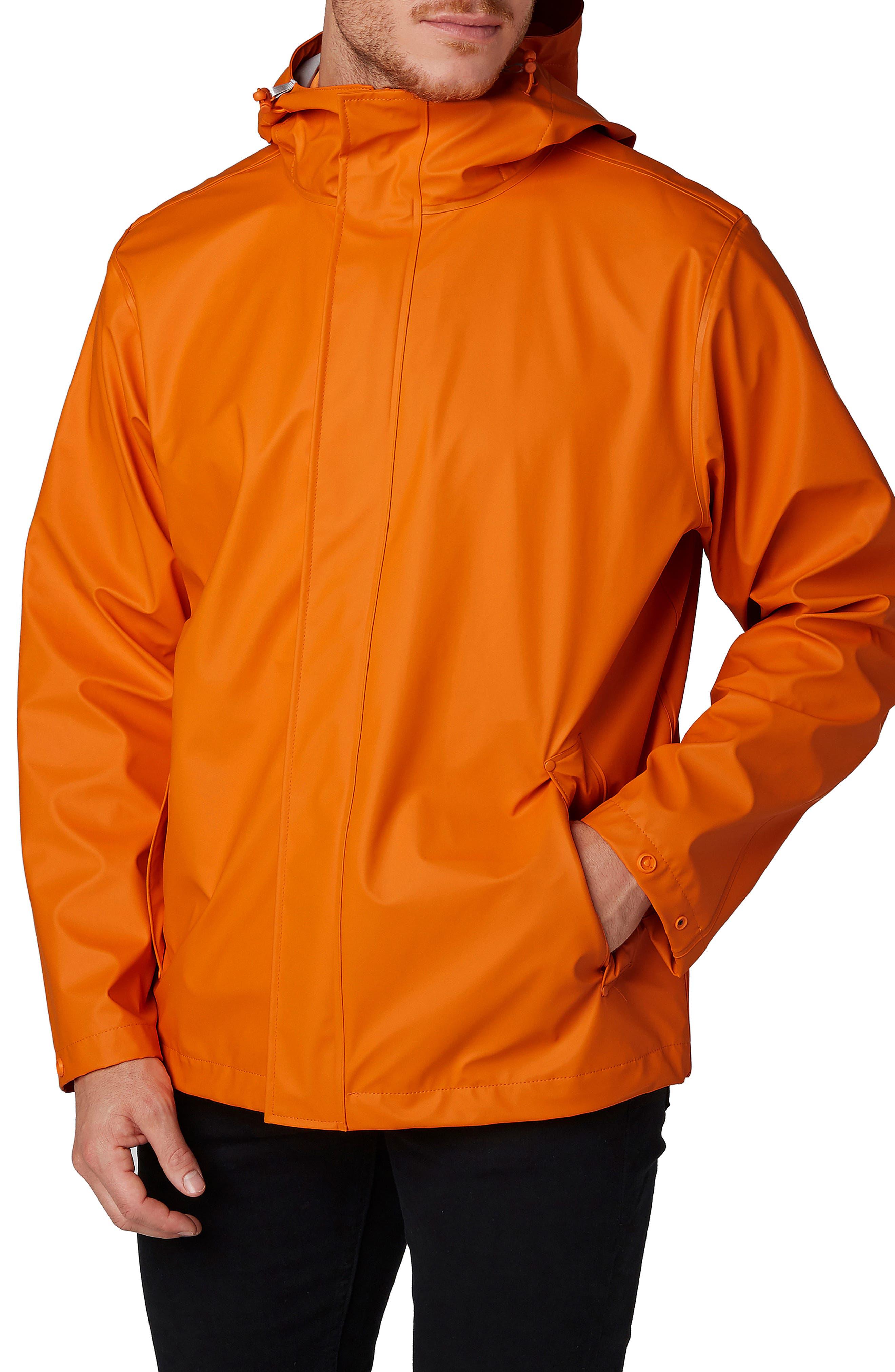 Helly Hansen Moss Waterproof Raincoat