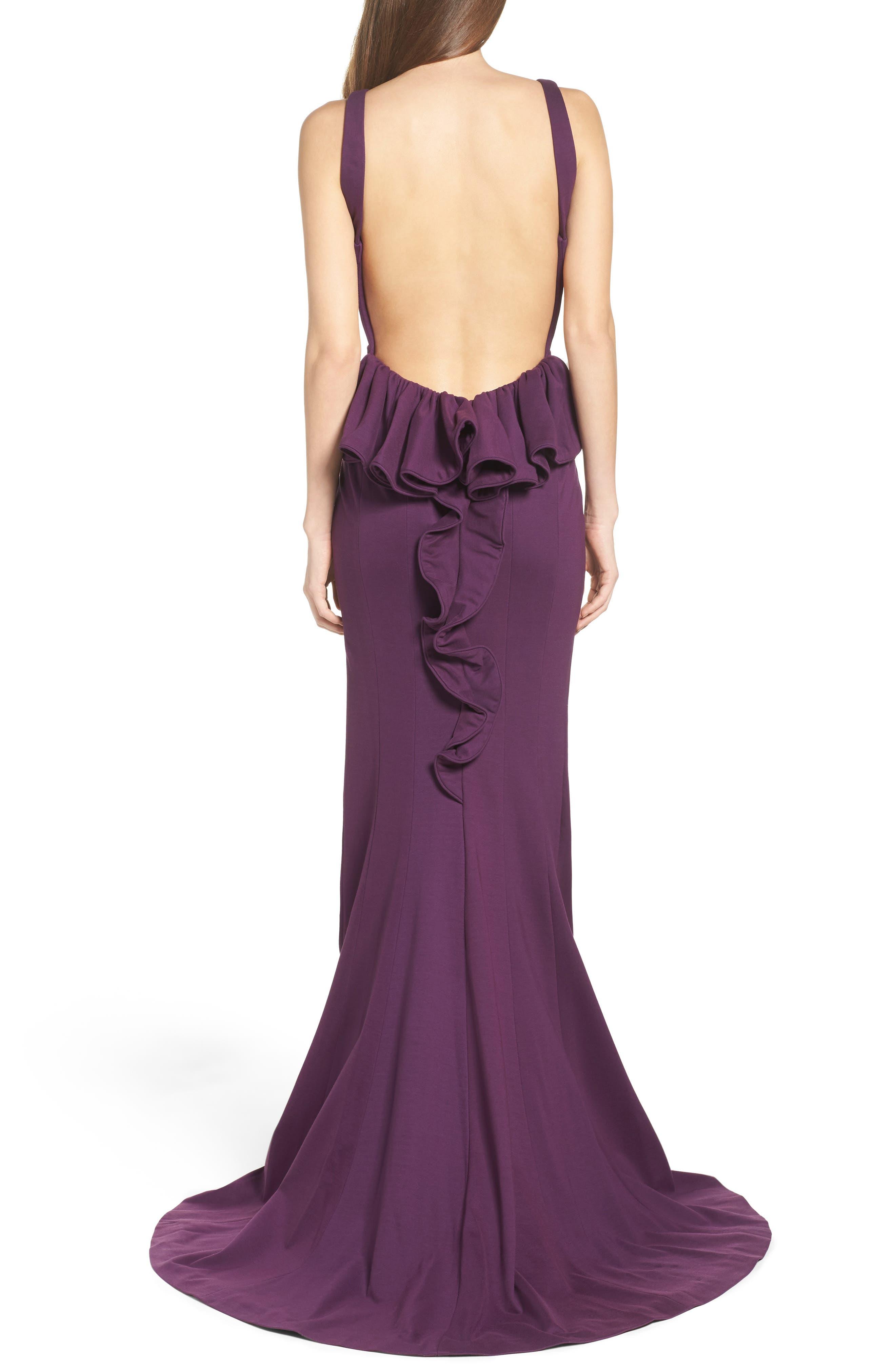 Mermaid Gown,                             Alternate thumbnail 2, color,                             602