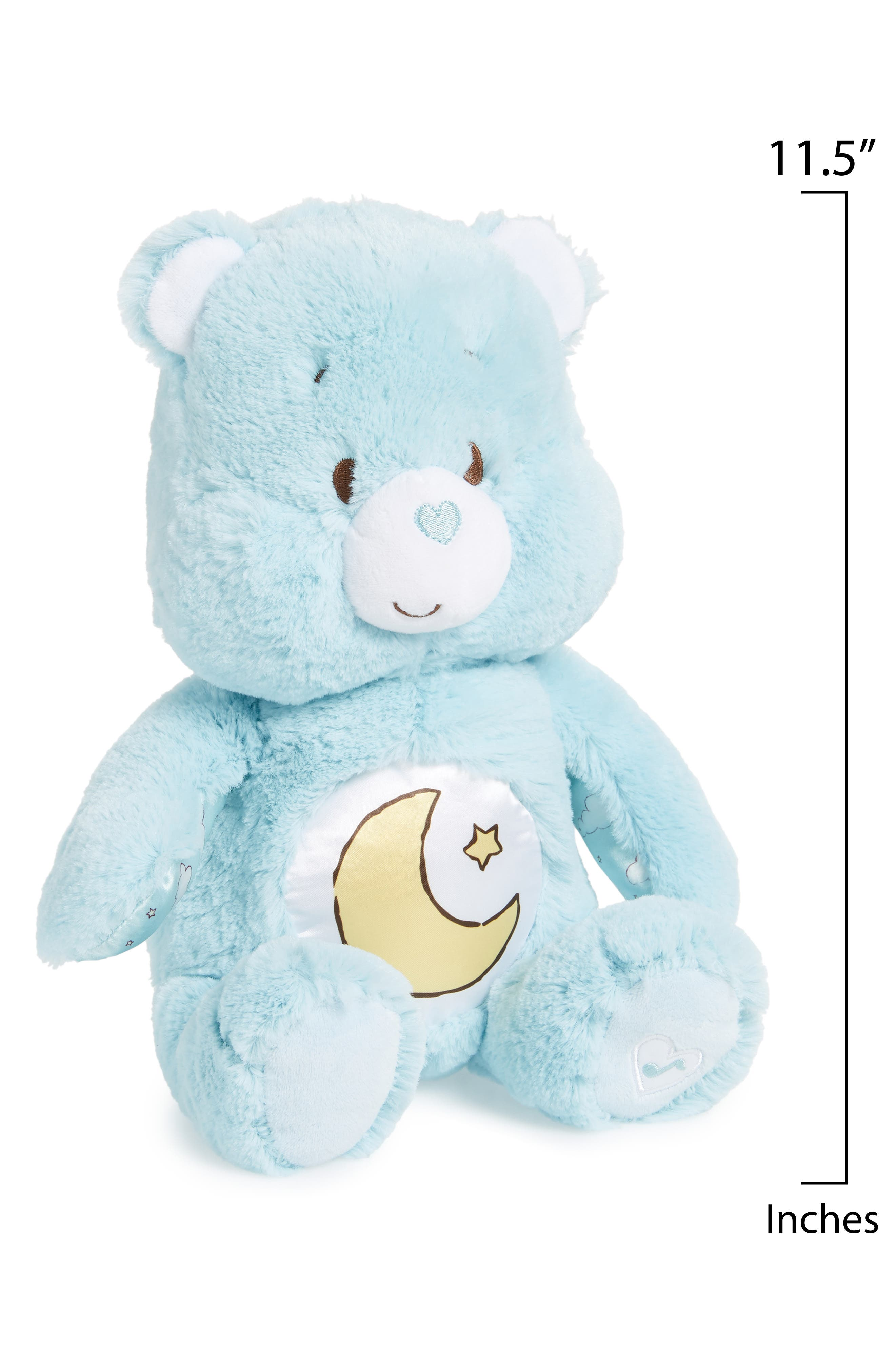 KIDS PREFERRED,                             Care Bears Soother Bear Light-Up Plush Toy,                             Alternate thumbnail 2, color,                             400