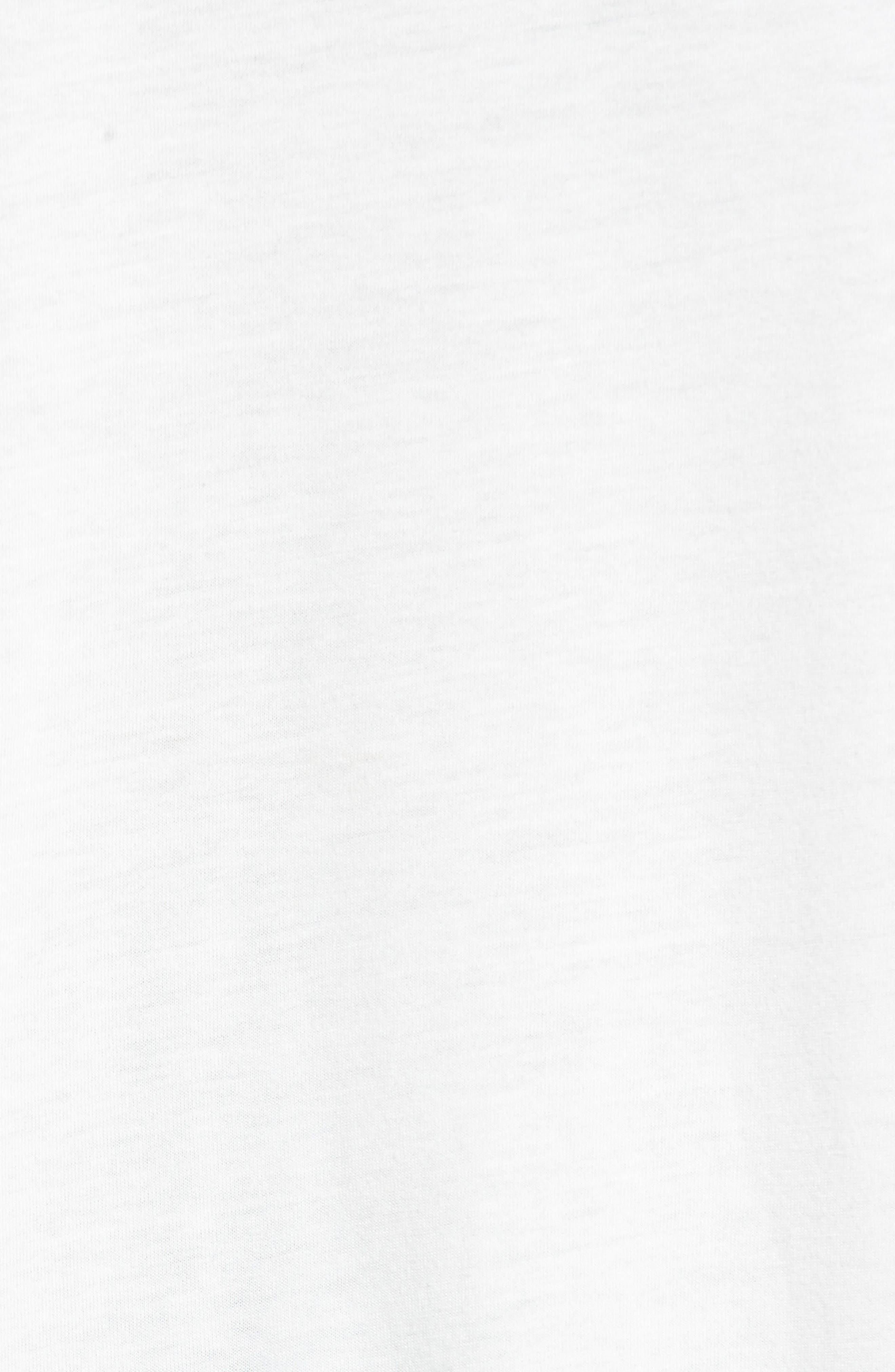 Essential V-Neck T-Shirt,                             Alternate thumbnail 46, color,