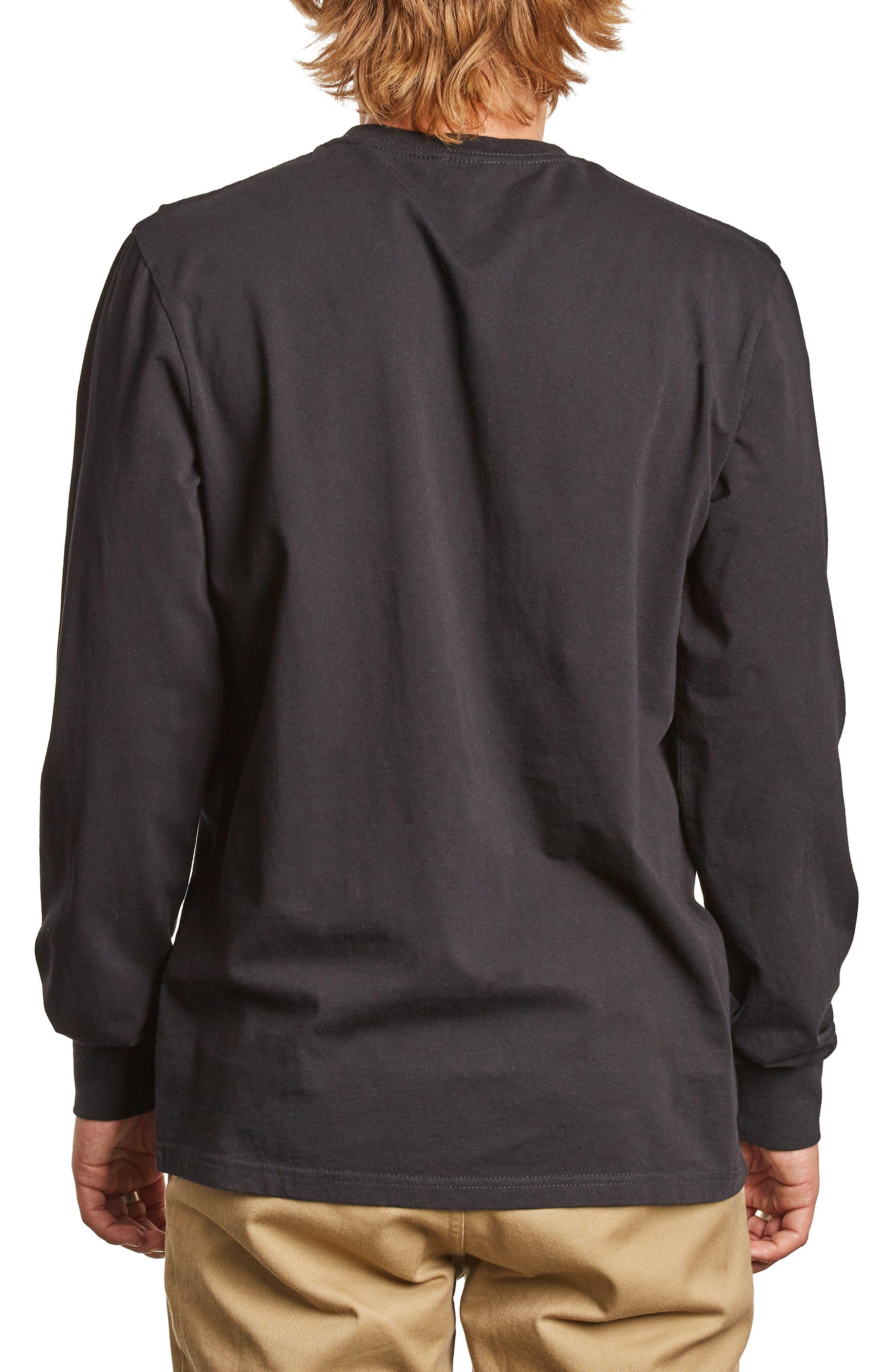 Garth Premium T-Shirt,                             Alternate thumbnail 2, color,                             001