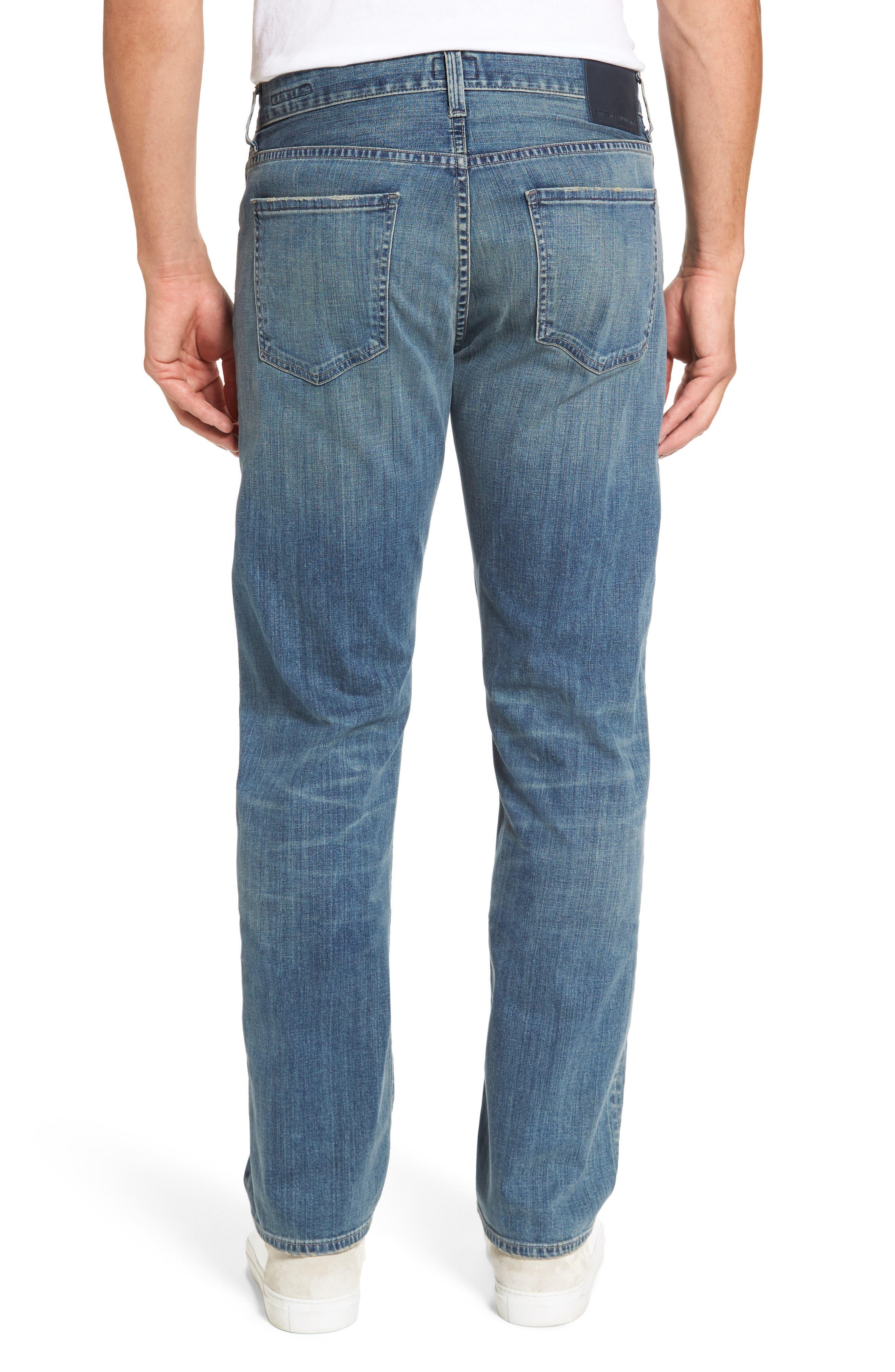 Sid Straight Leg Jeans,                             Alternate thumbnail 2, color,                             423