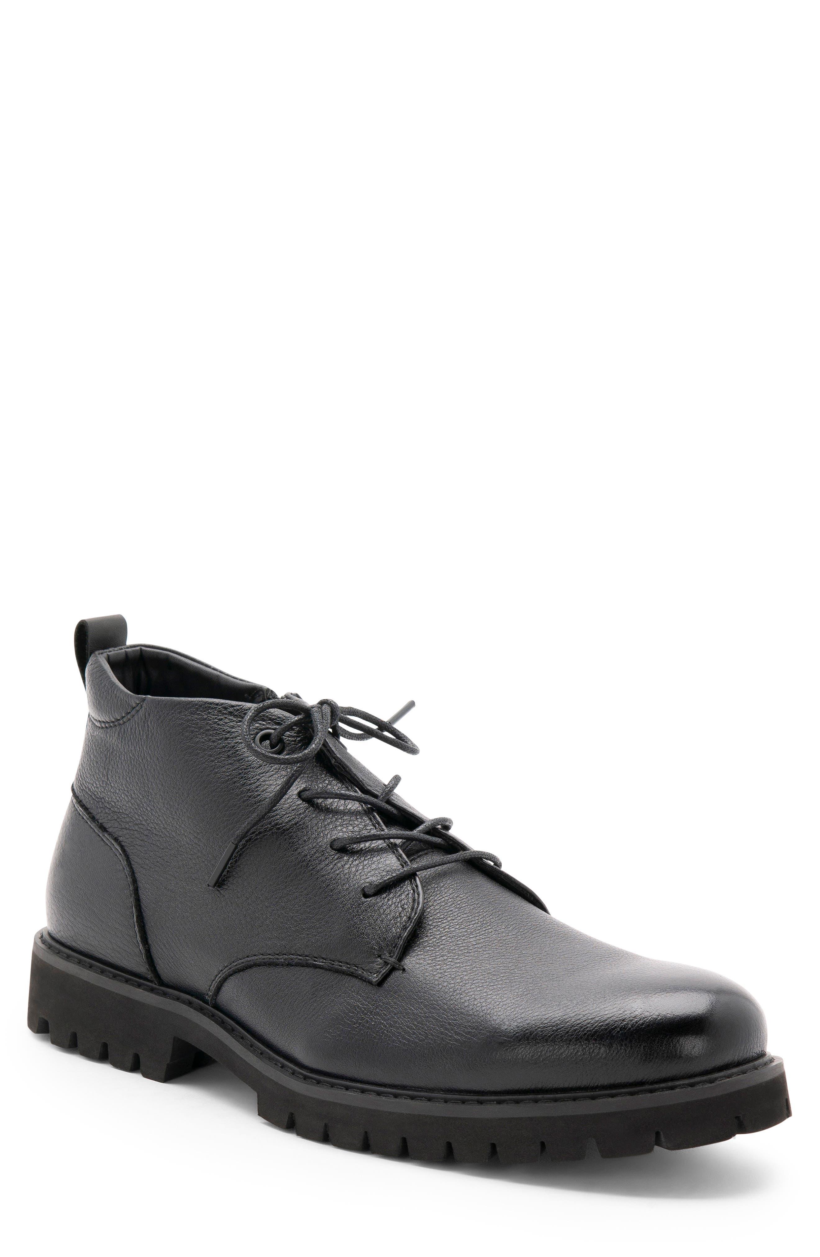 Blondo Max Chukka Waterproof Boot- Black