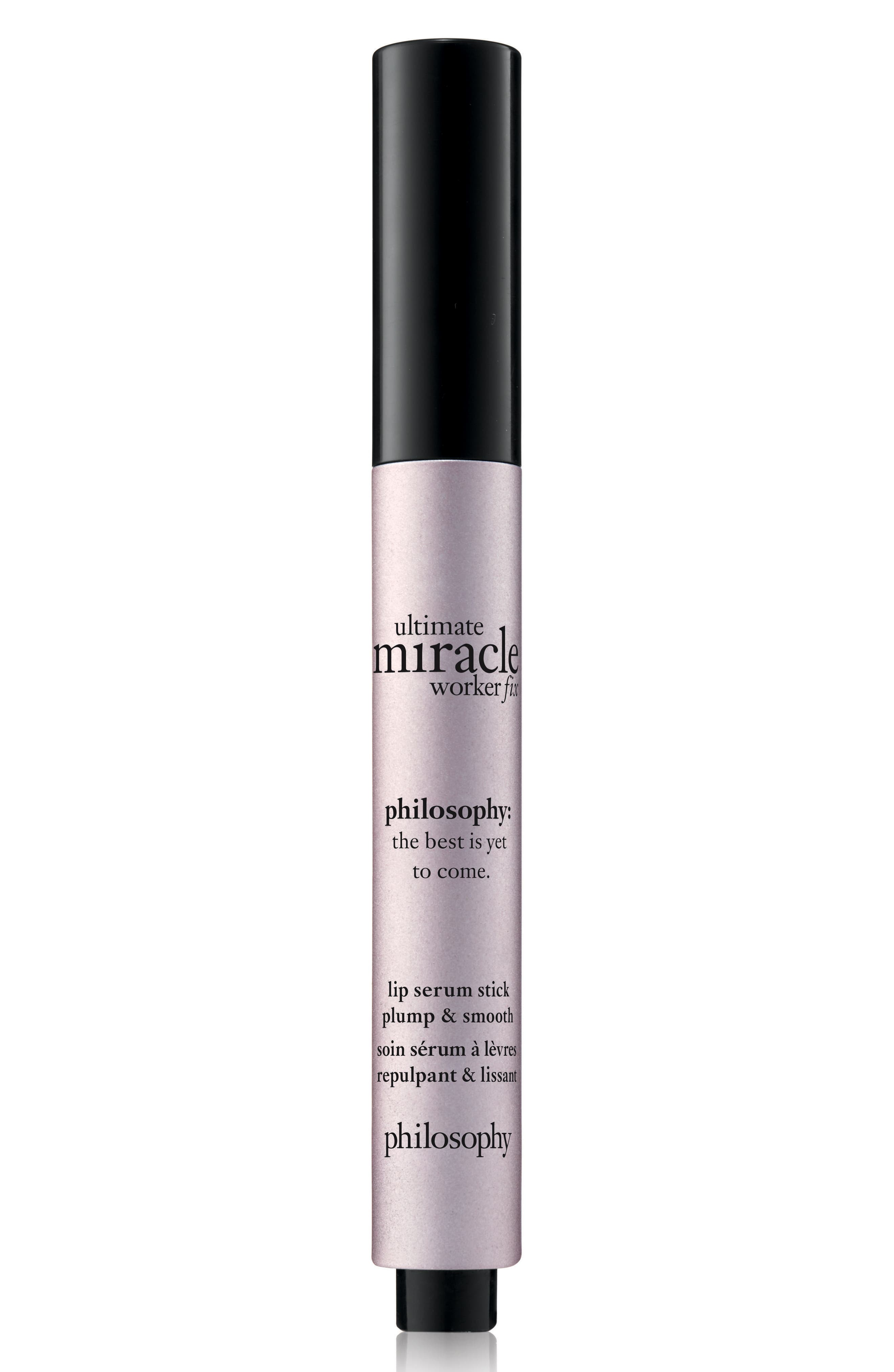 ultimate miracle worker lip fix,                         Main,                         color, NO COLOR