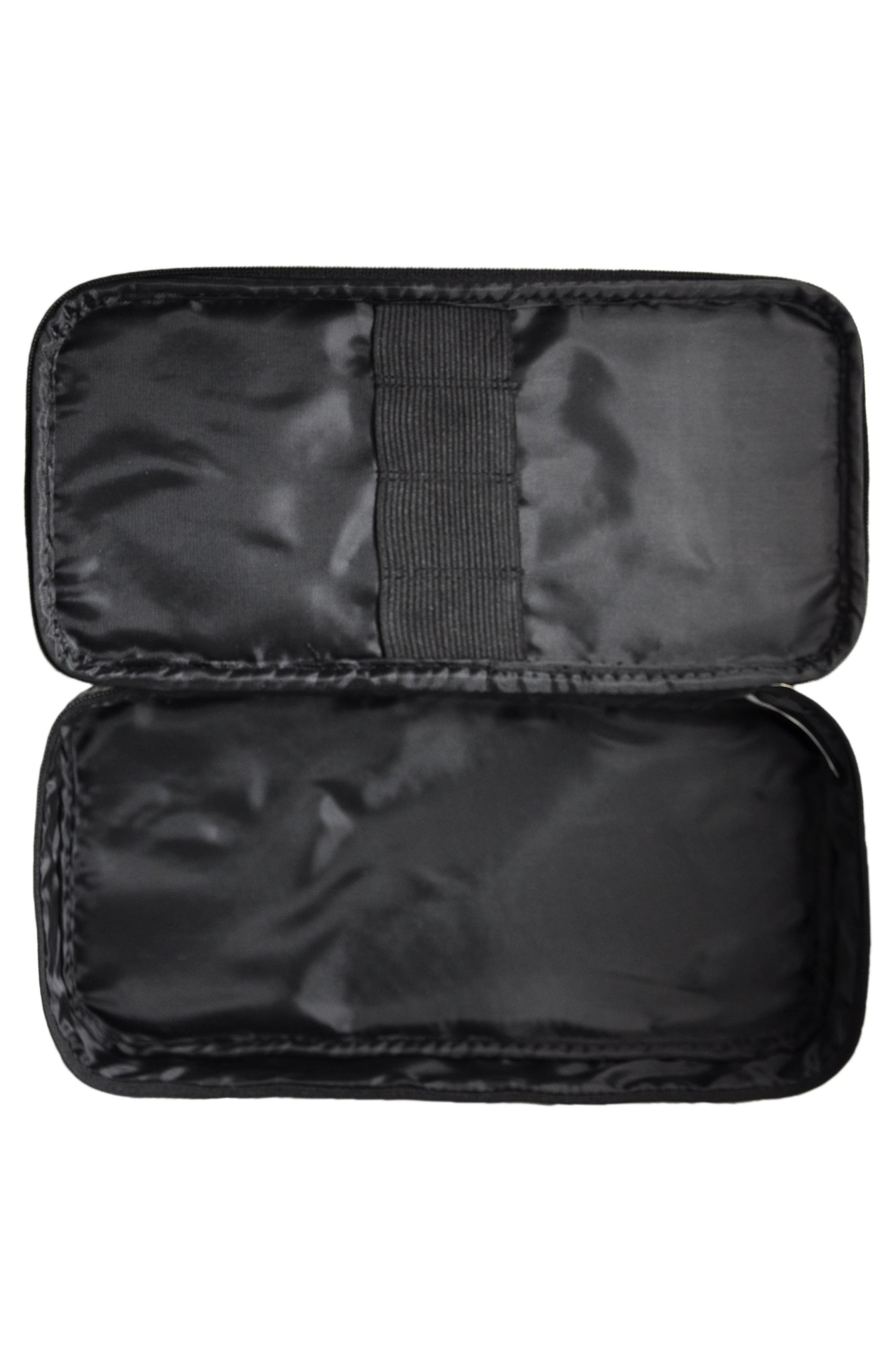 Grey Brush Case,                             Alternate thumbnail 3, color,                             020