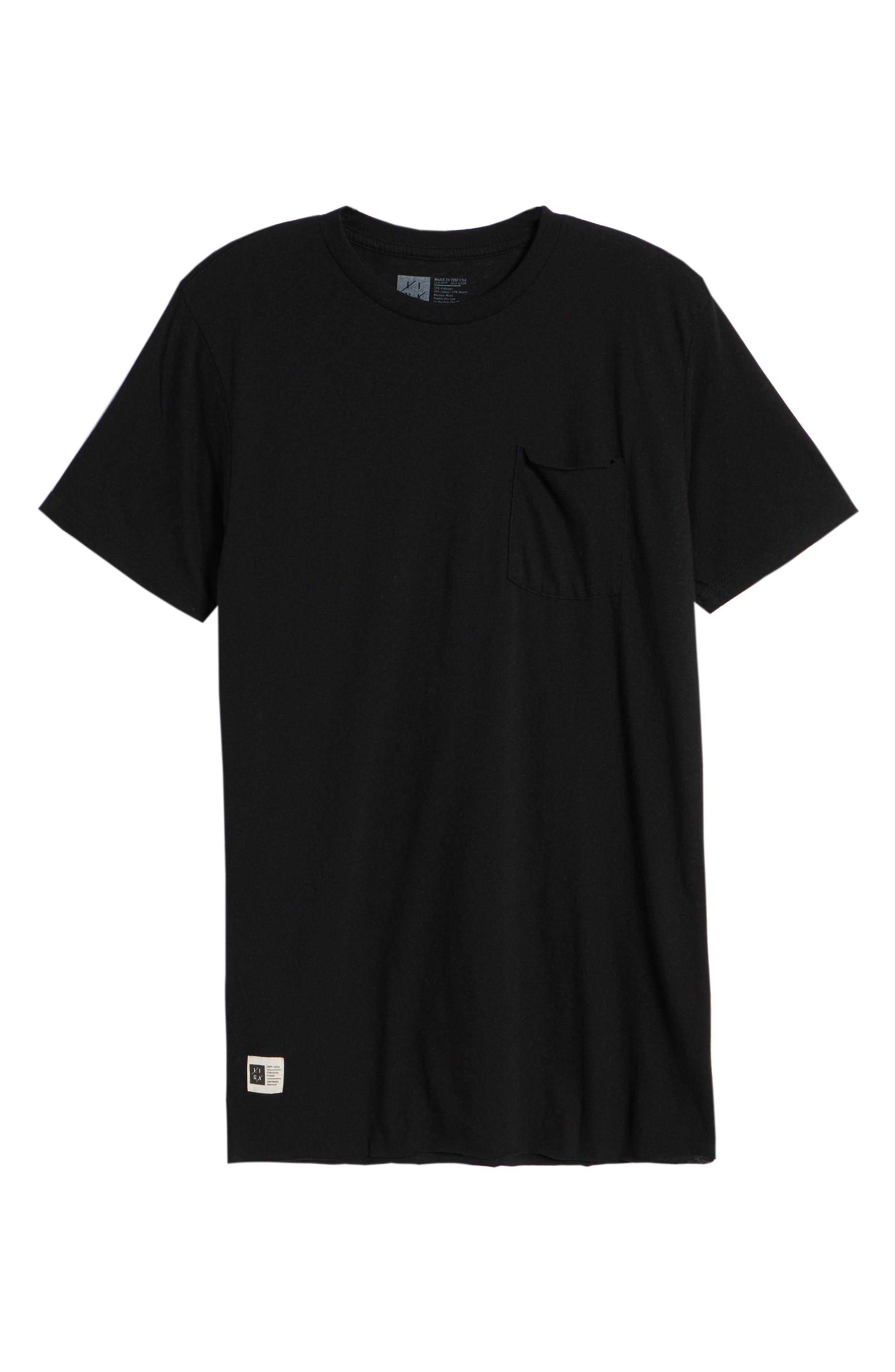 Winslow T-Shirt,                             Alternate thumbnail 6, color,                             001
