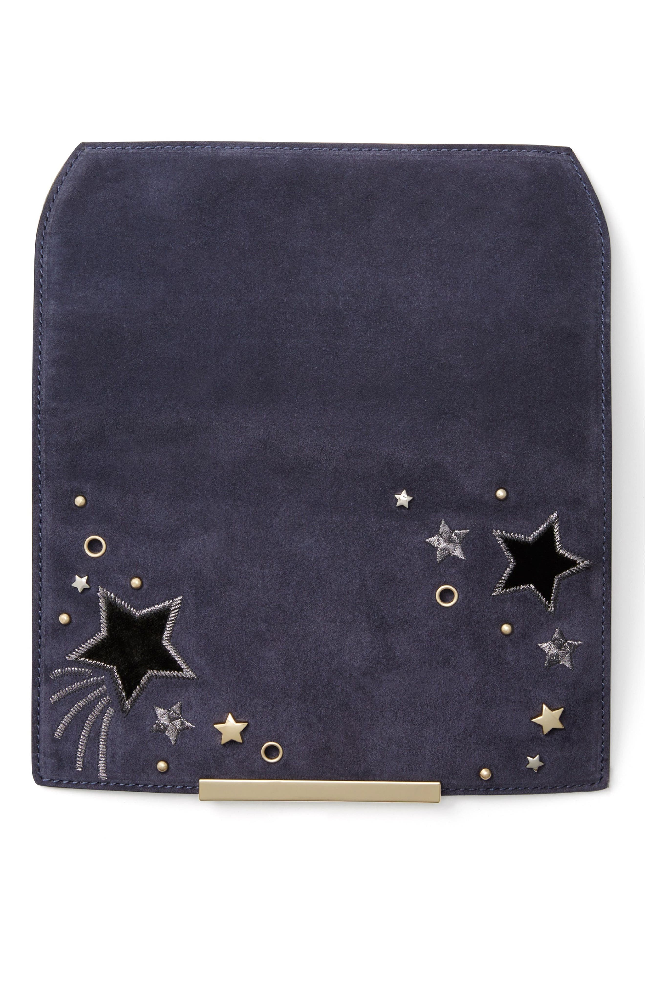make it mine star embellished snap-on accent flap,                             Alternate thumbnail 2, color,