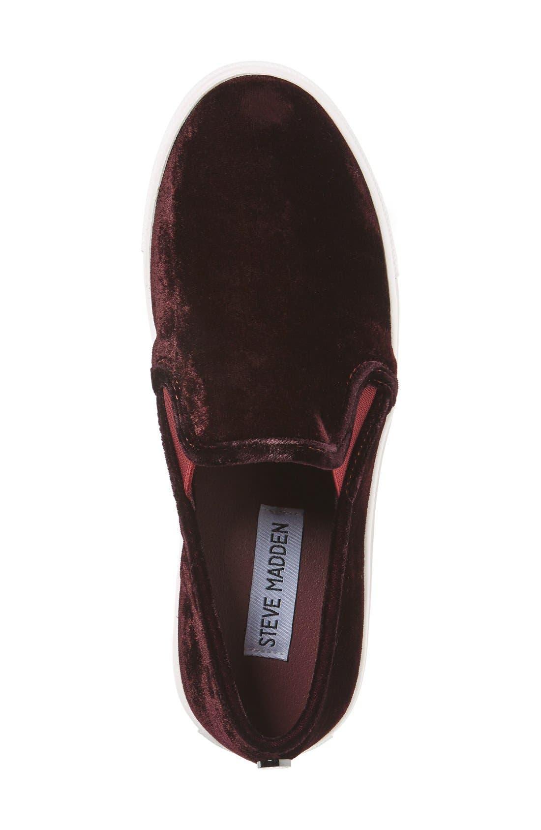 Ecntrcv Slip-On Sneaker,                             Alternate thumbnail 18, color,