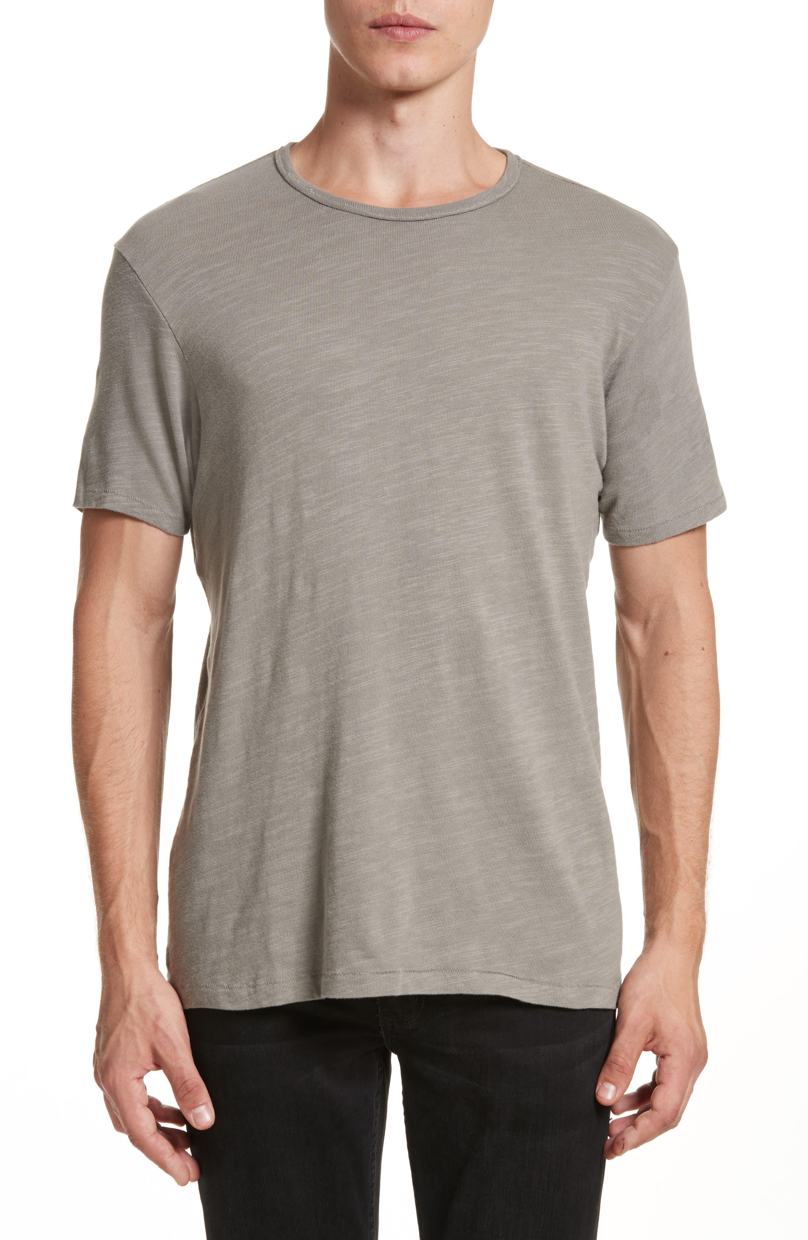 Standard Issue Slubbed Cotton T-Shirt,                             Main thumbnail 1, color,                             010