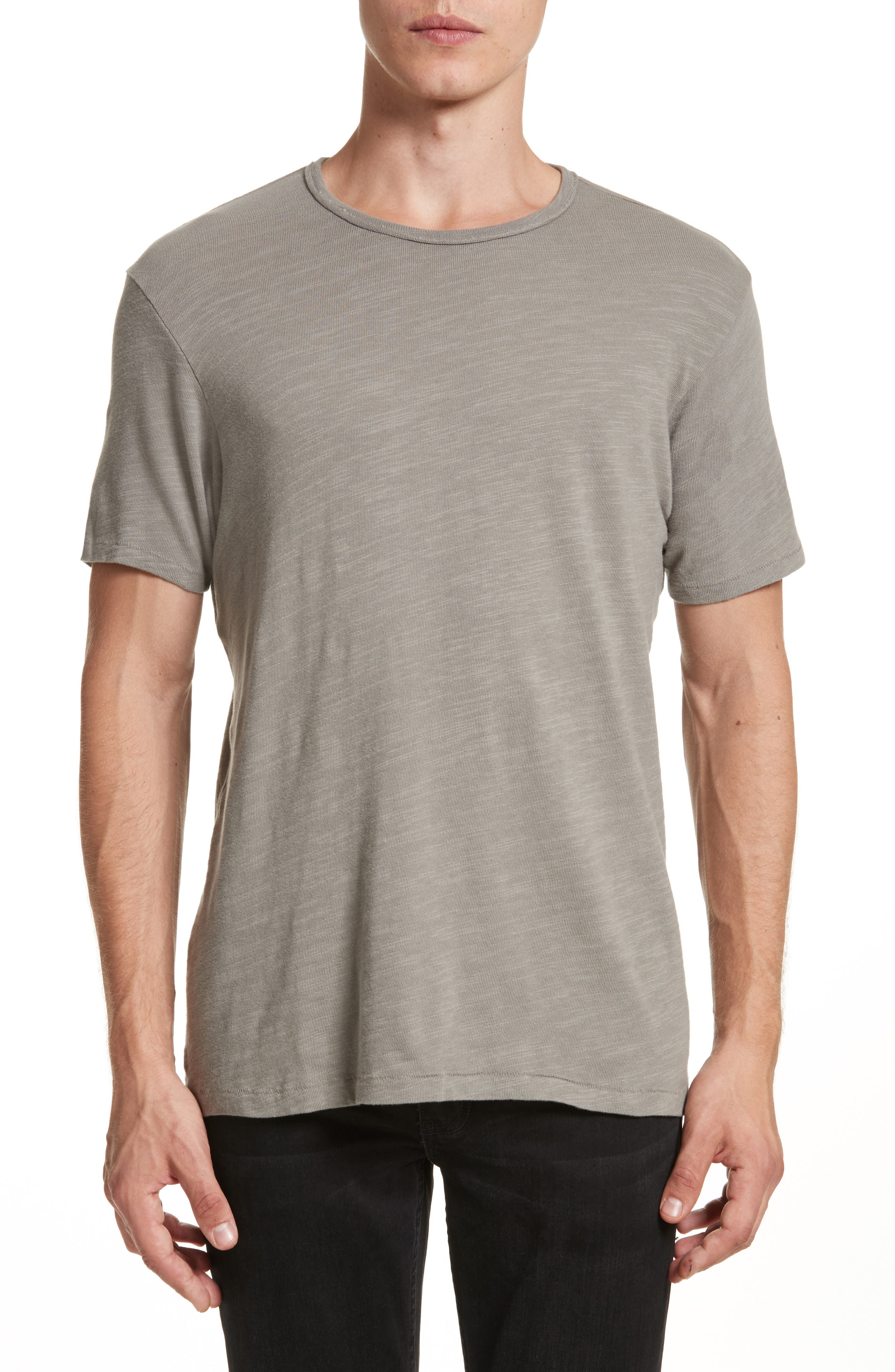 Standard Issue Slubbed Cotton T-Shirt,                         Main,                         color, 010
