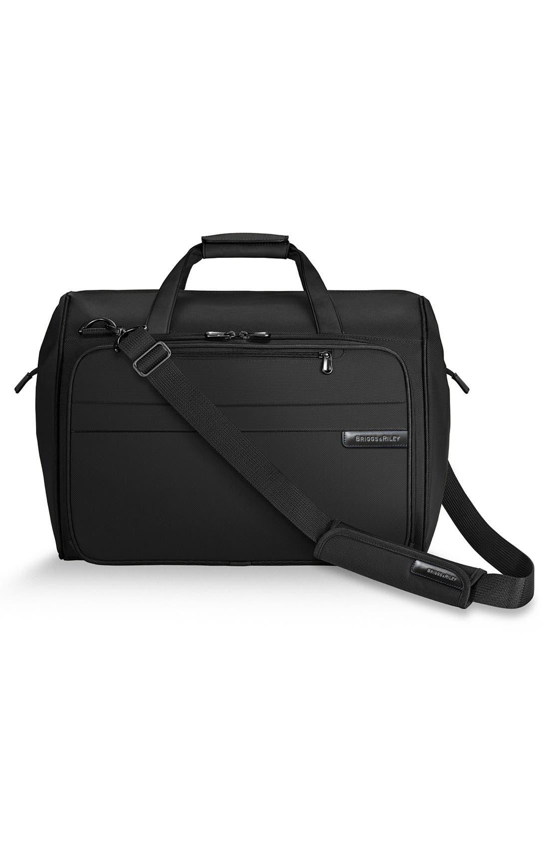 'Baseline' Duffel Bag,                             Alternate thumbnail 2, color,                             BLACK