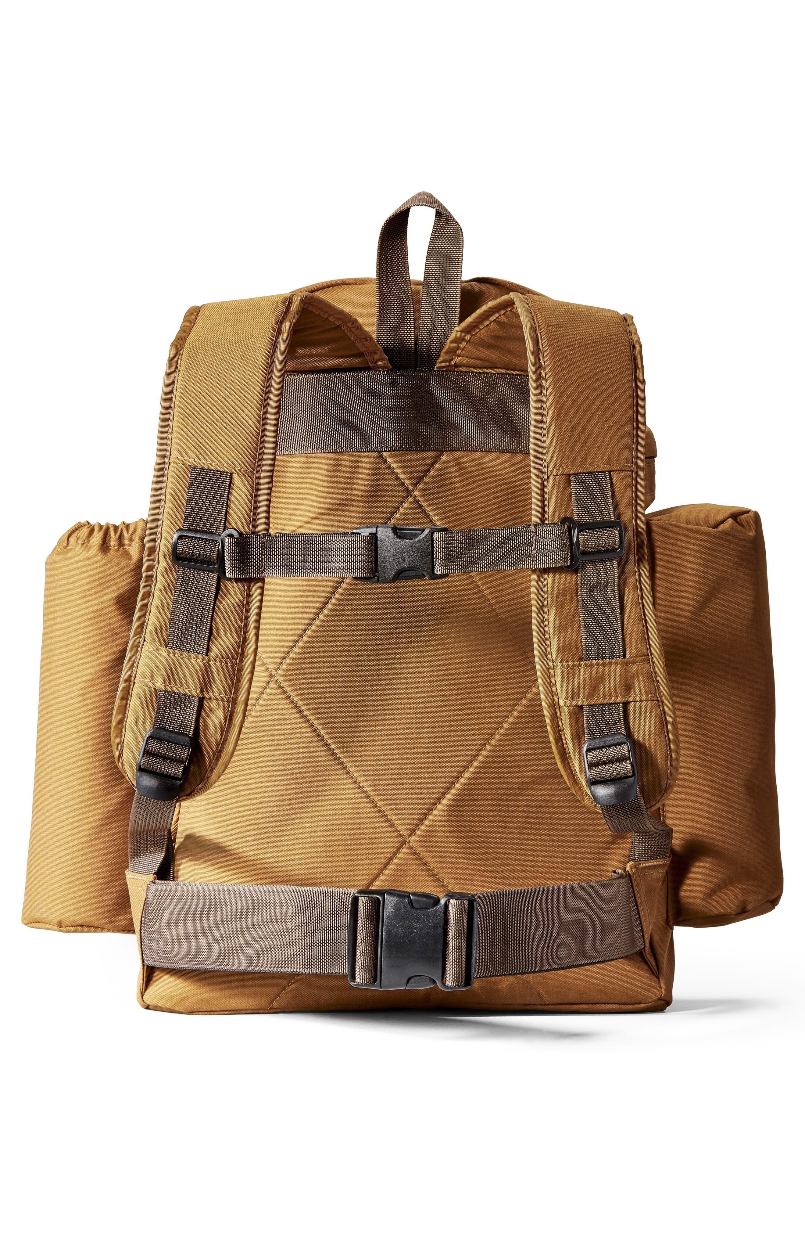 Field Backpack,                             Alternate thumbnail 2, color,                             WHISKEY