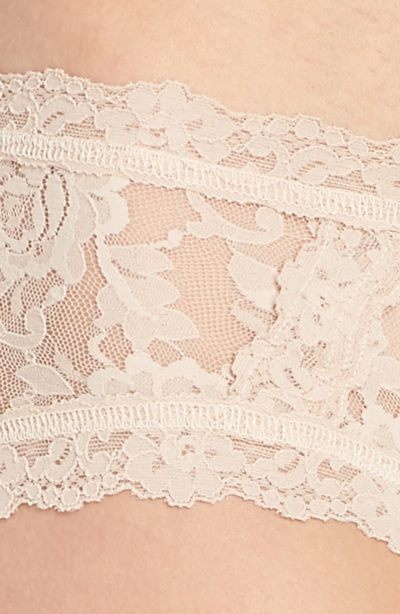 Floral Stretch Lace Girlkini,                             Alternate thumbnail 11, color,