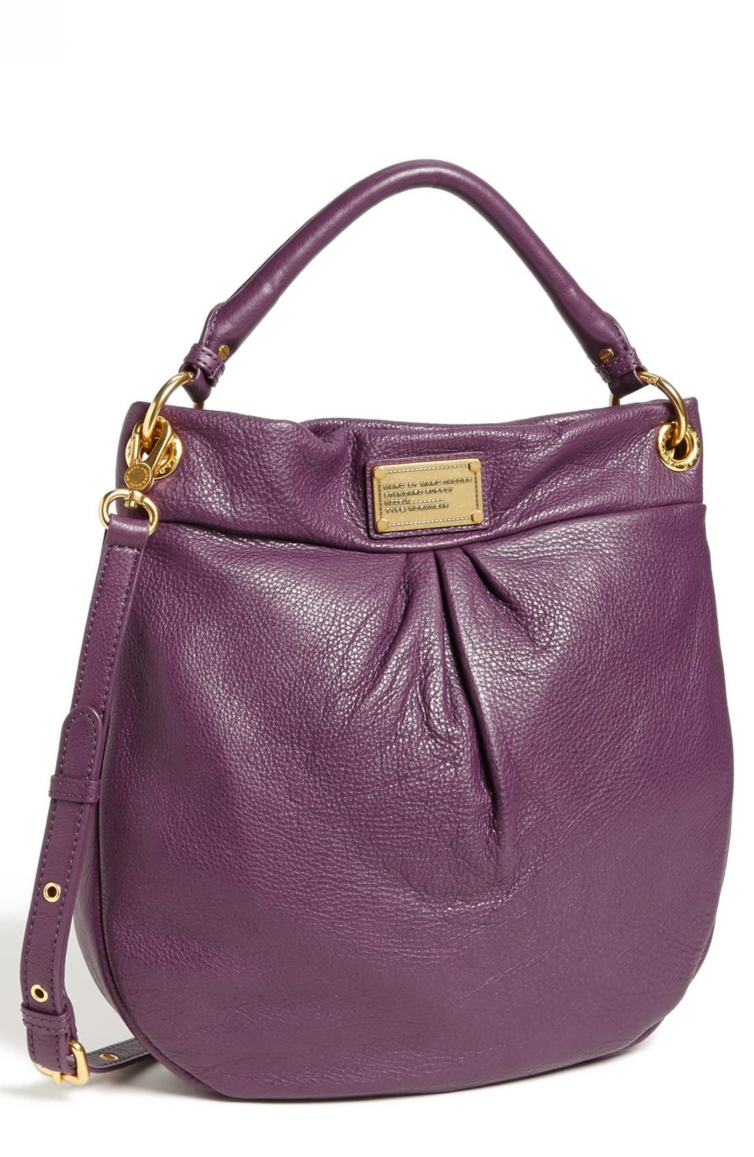 MARC BY MARC JACOBS 'Classic Q - Hillier' Hobo,                             Main thumbnail 4, color,