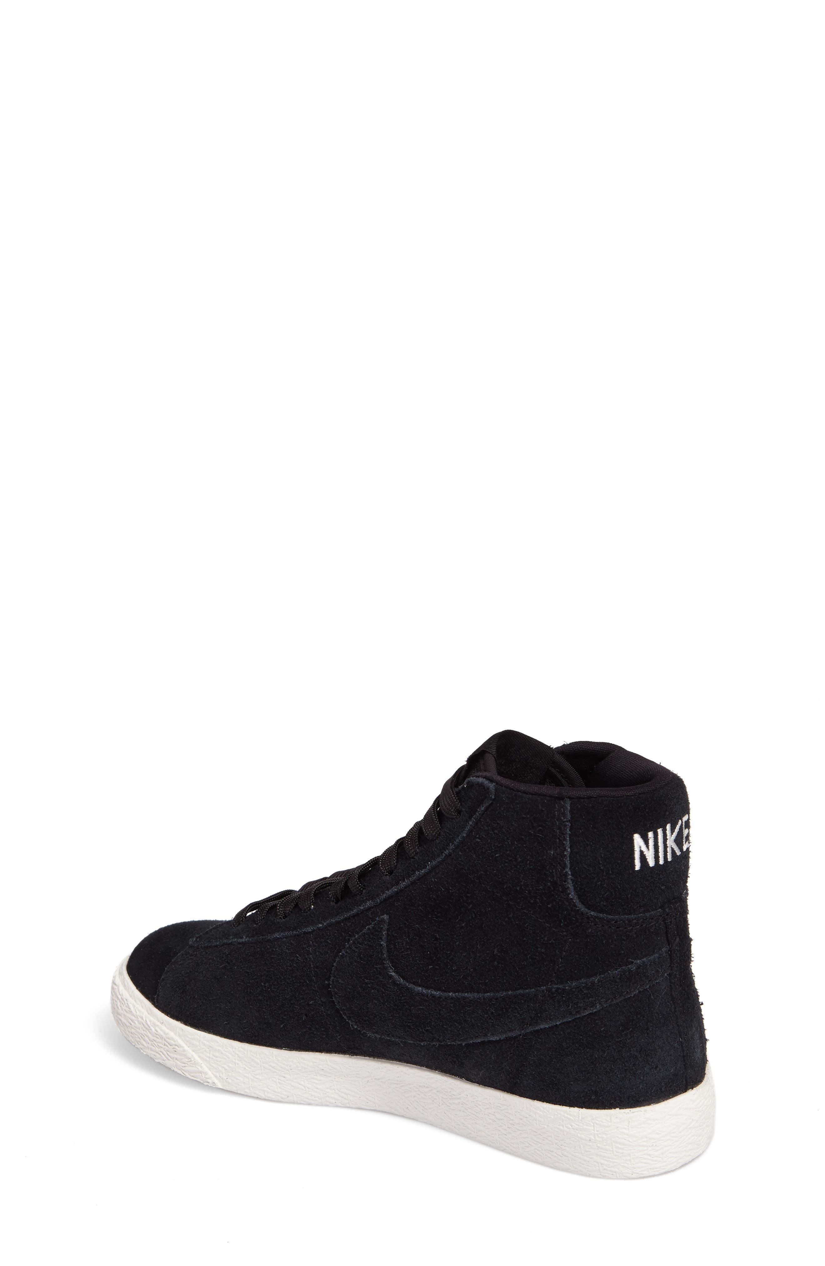 Blazer Mid High Top Sneaker,                             Alternate thumbnail 2, color,                             003