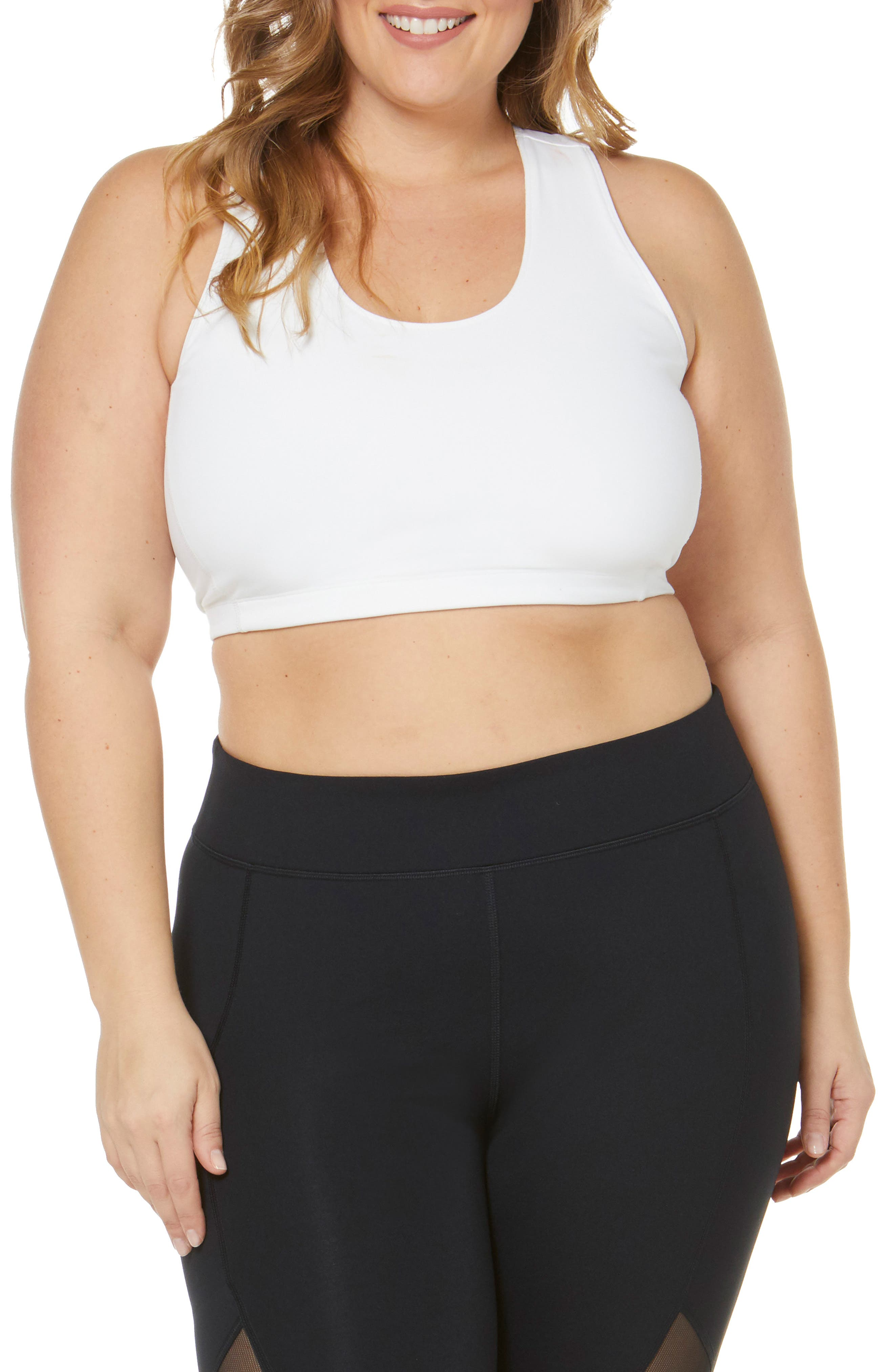 Plus Size Shape Activewear Define Sports Bra