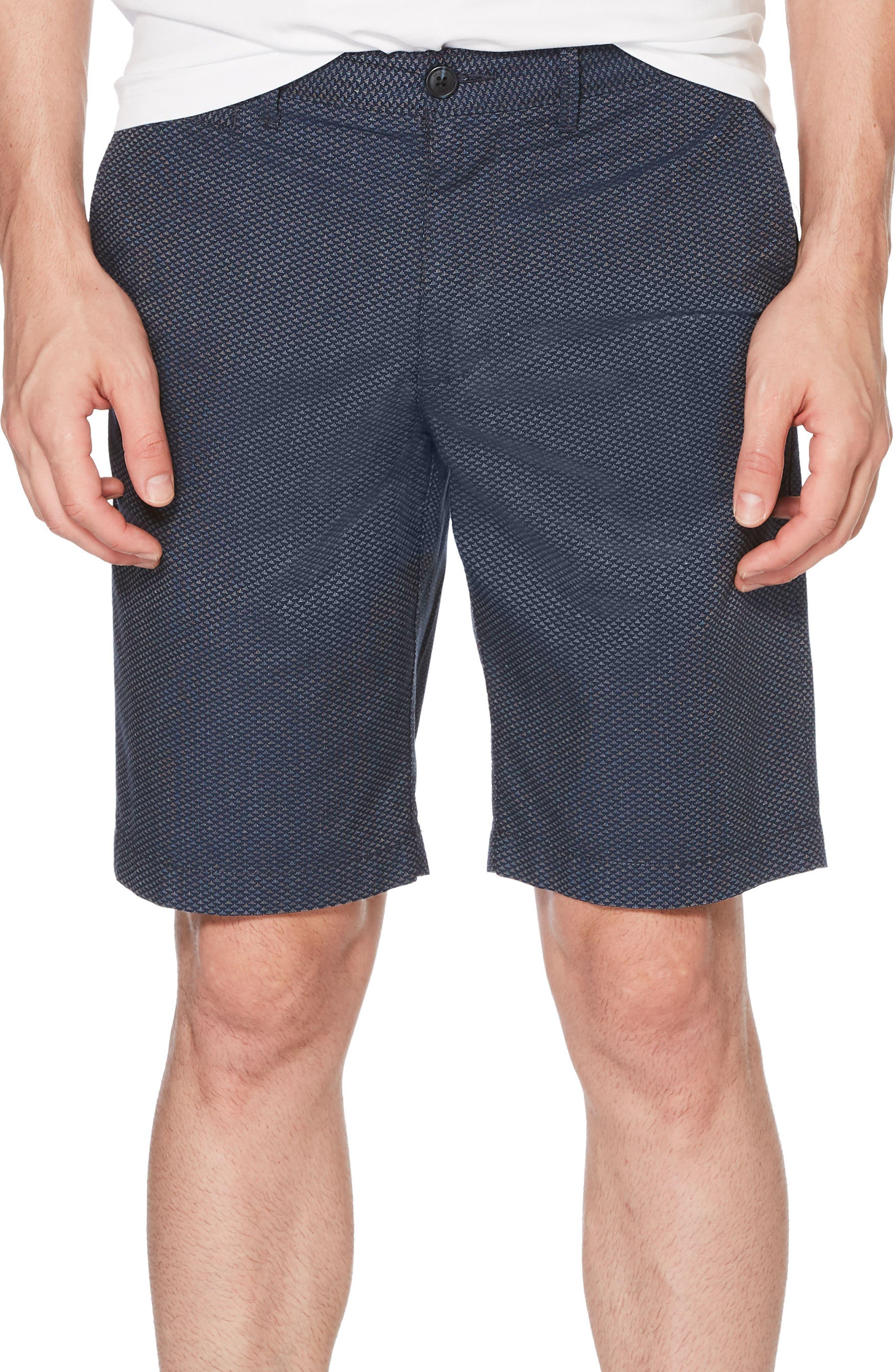Triangle Dobby Shorts,                             Main thumbnail 1, color,                             413