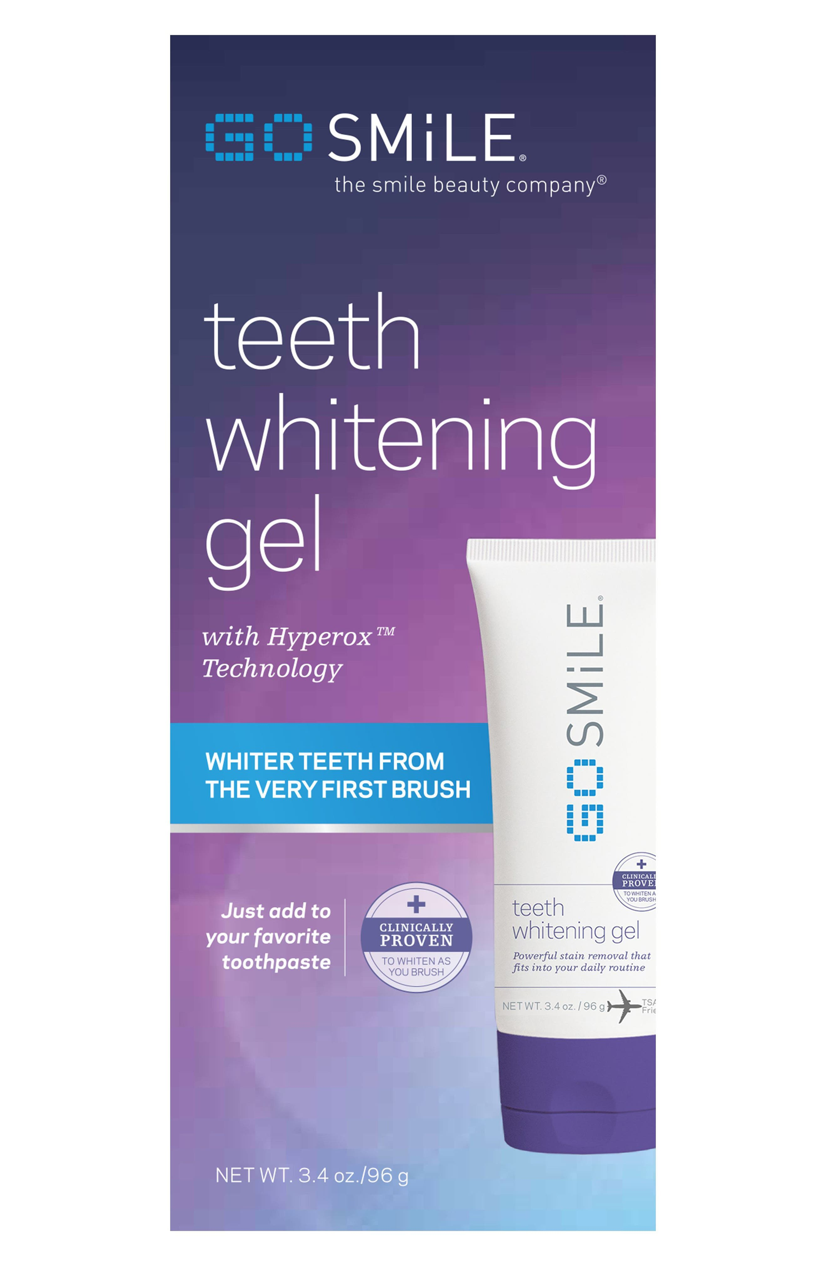 Teeth Whitening Gel,                             Alternate thumbnail 4, color,                             NO COLOR