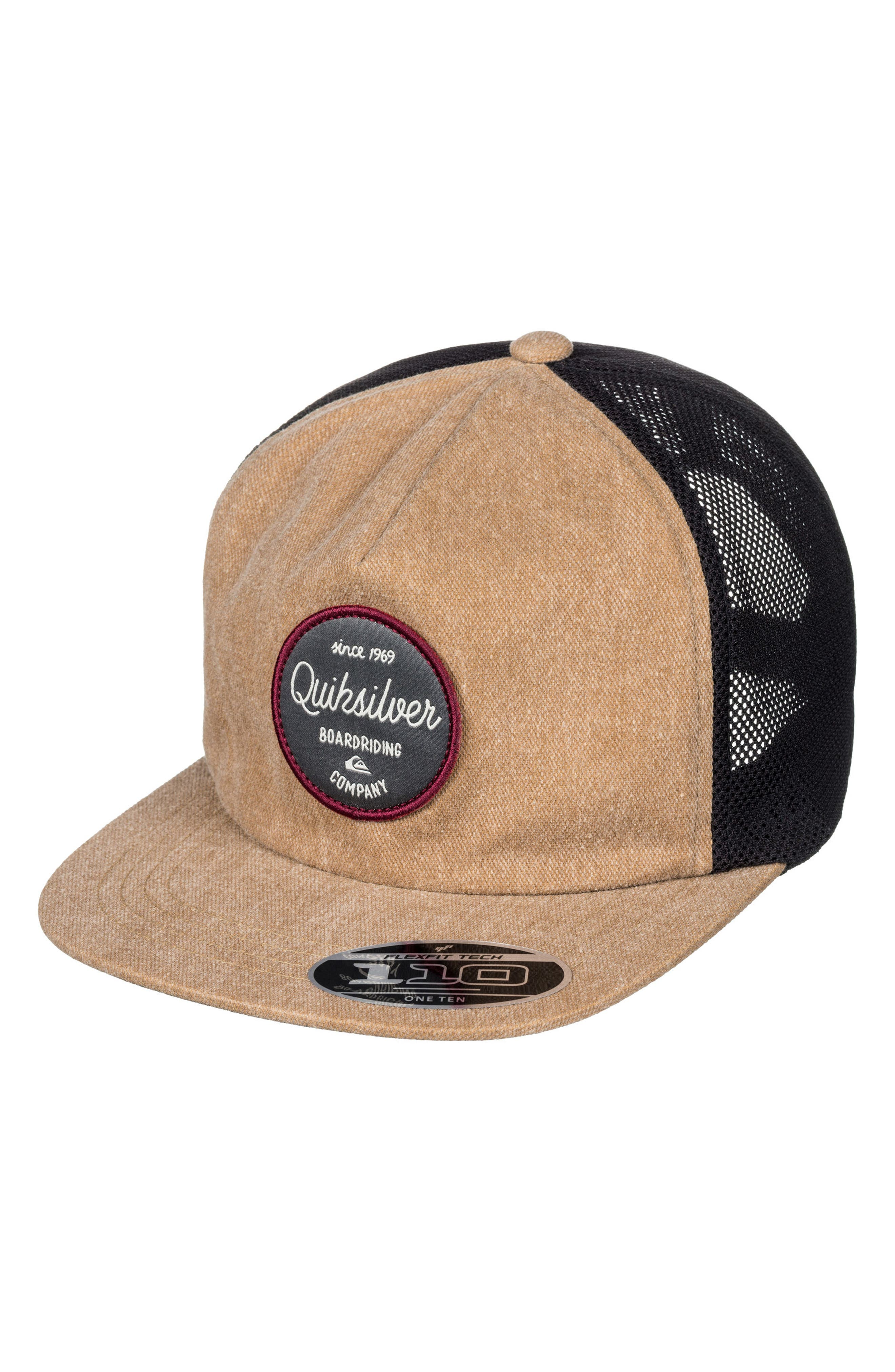 Sloucher Trucker Hat,                             Main thumbnail 2, color,