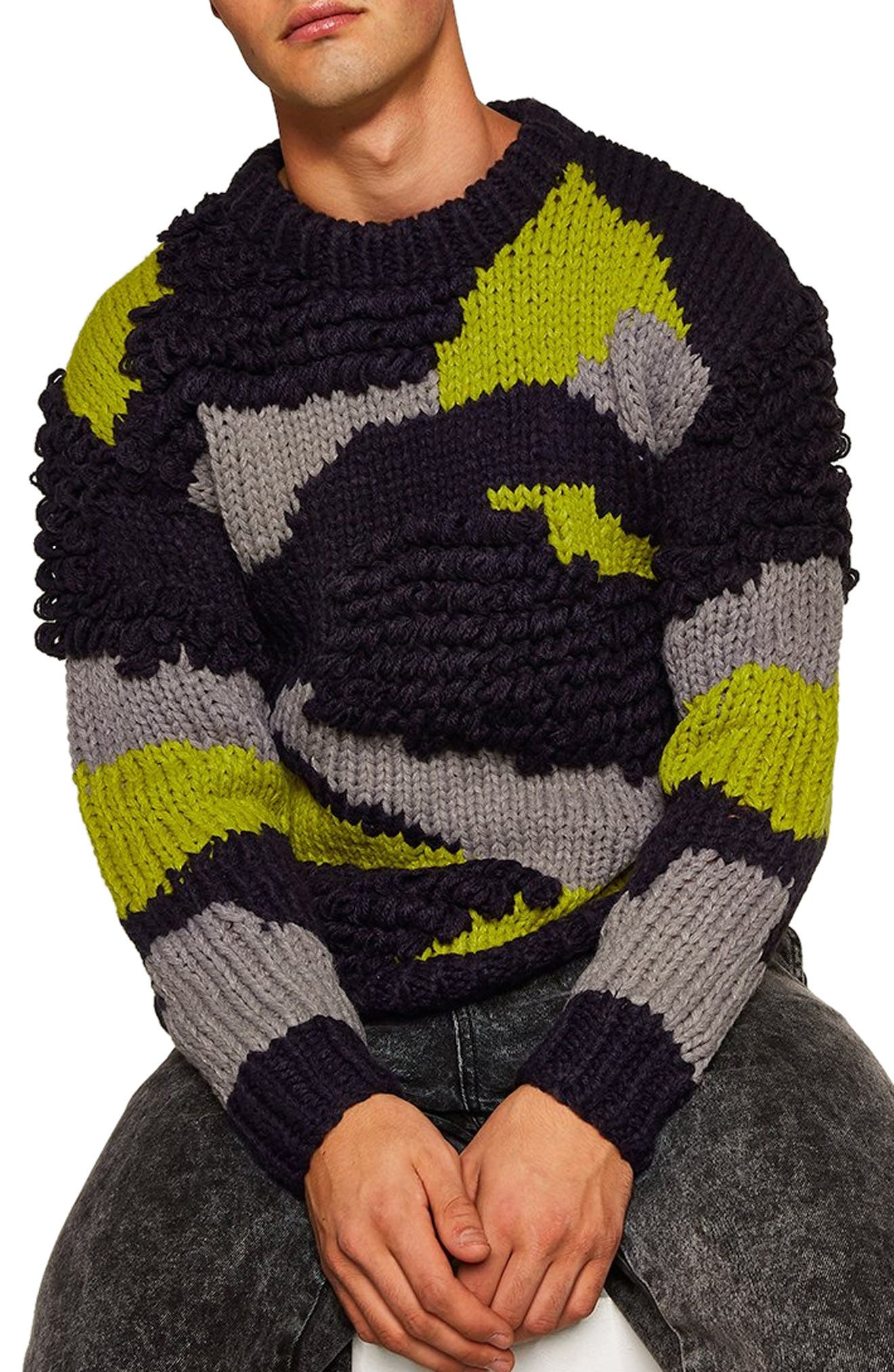 Classic Fit Sweater,                             Main thumbnail 1, color,                             020