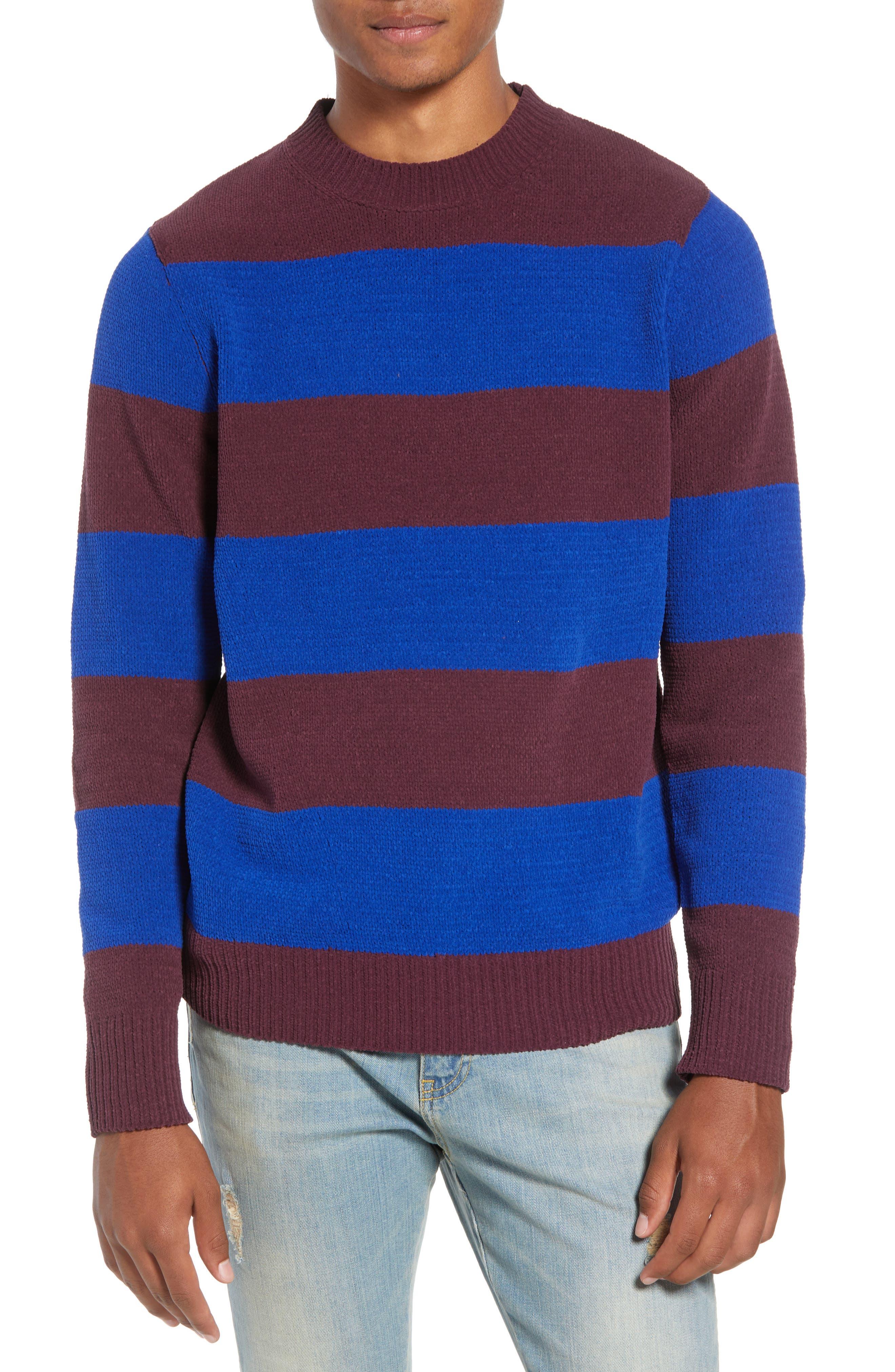 The Rail Chenille Stripe Sweater