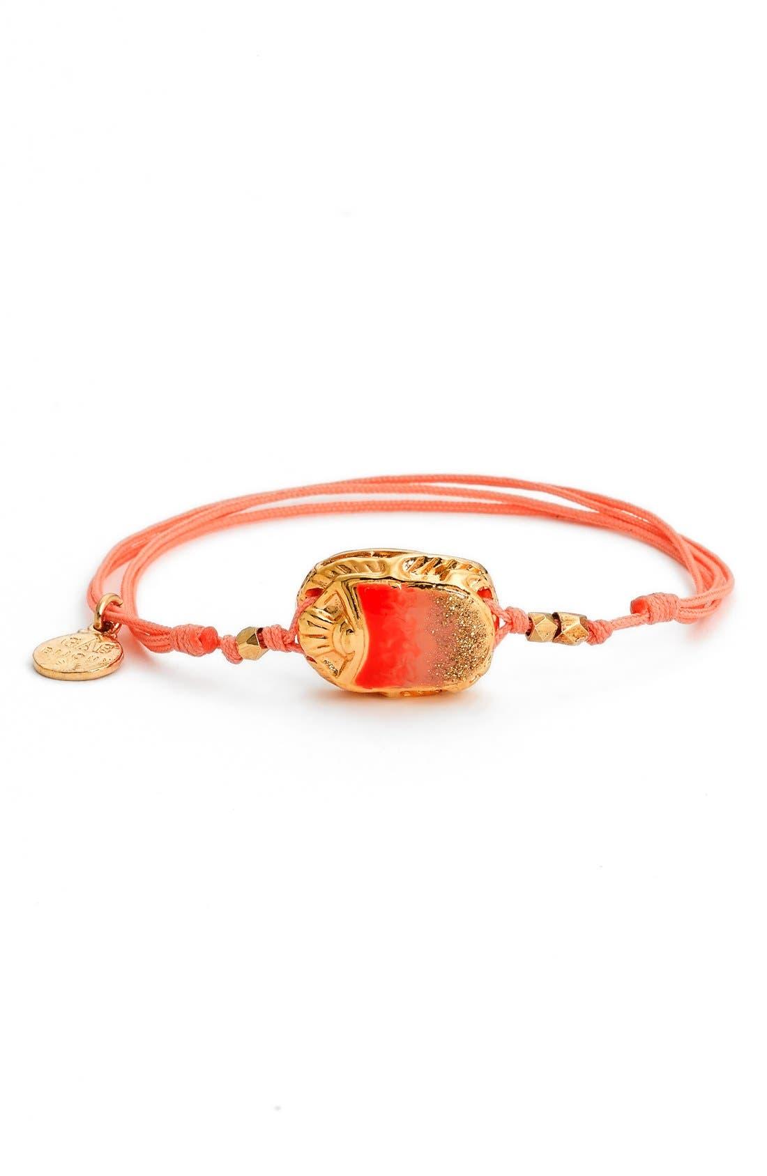 'Scaramouche' String Bracelet,                             Main thumbnail 9, color,