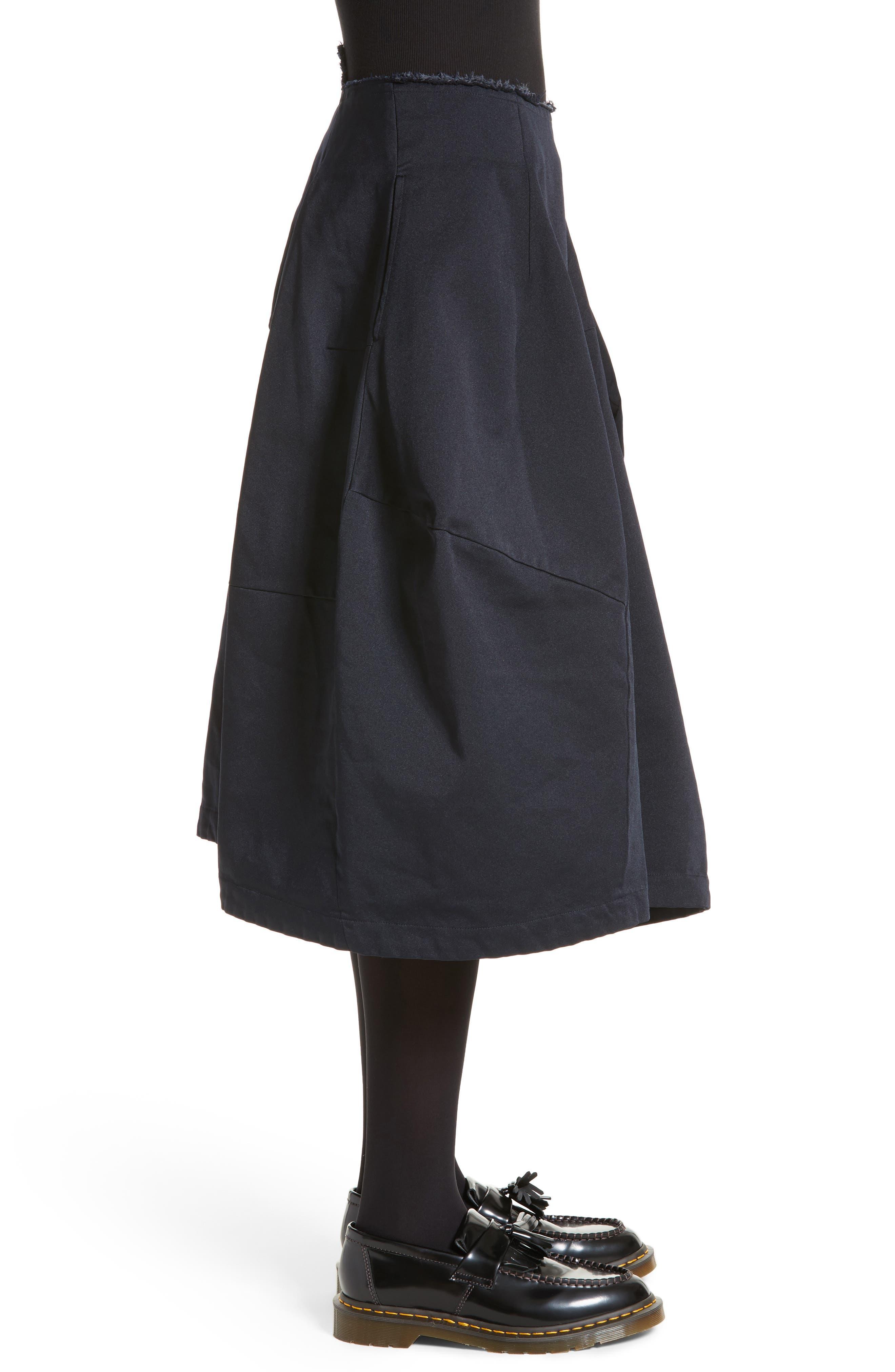 Origami Skirt,                             Alternate thumbnail 3, color,                             410