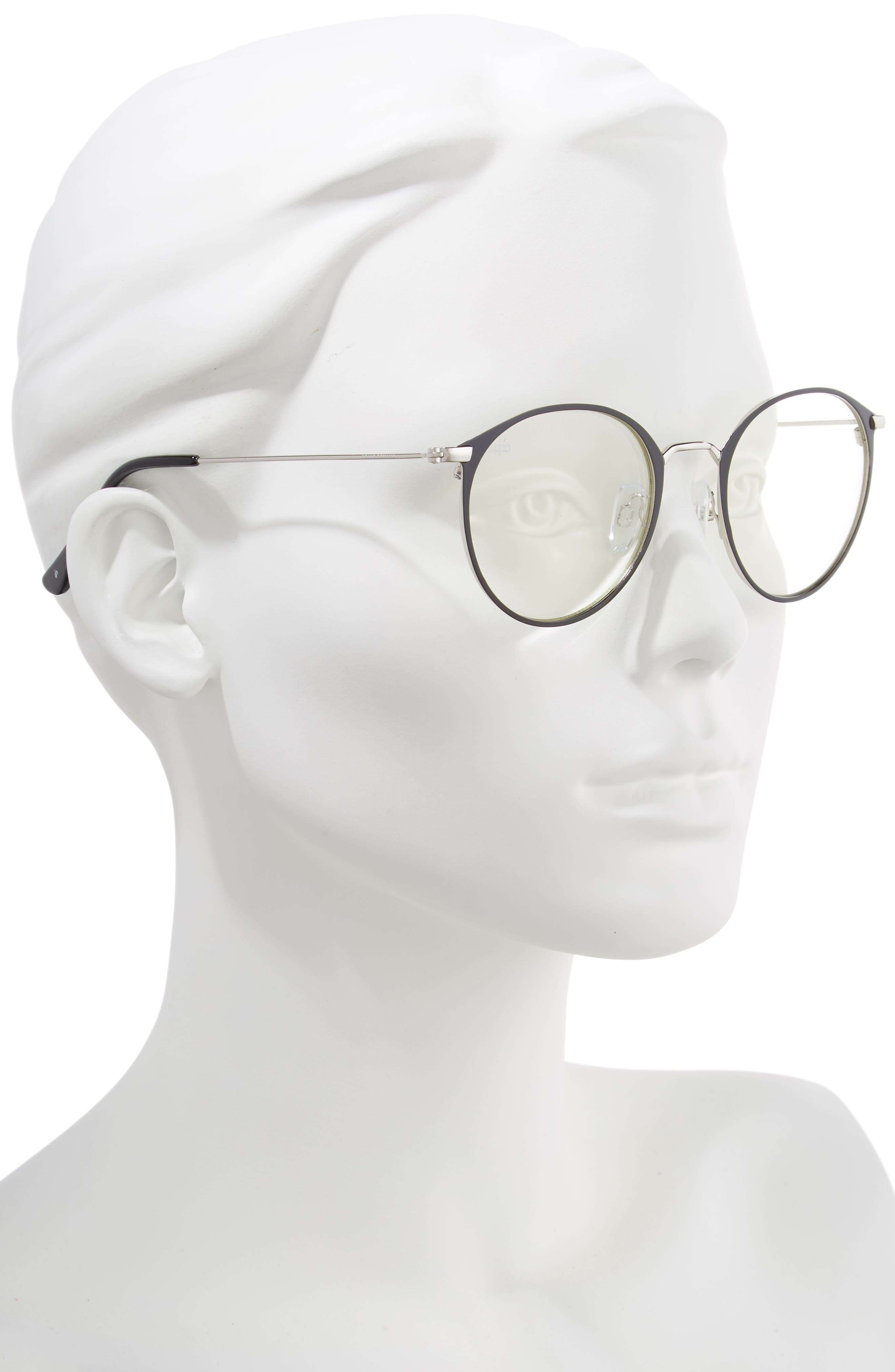 The Rand 51mm Blue Light Blocking Glasses,                             Alternate thumbnail 2, color,                             002