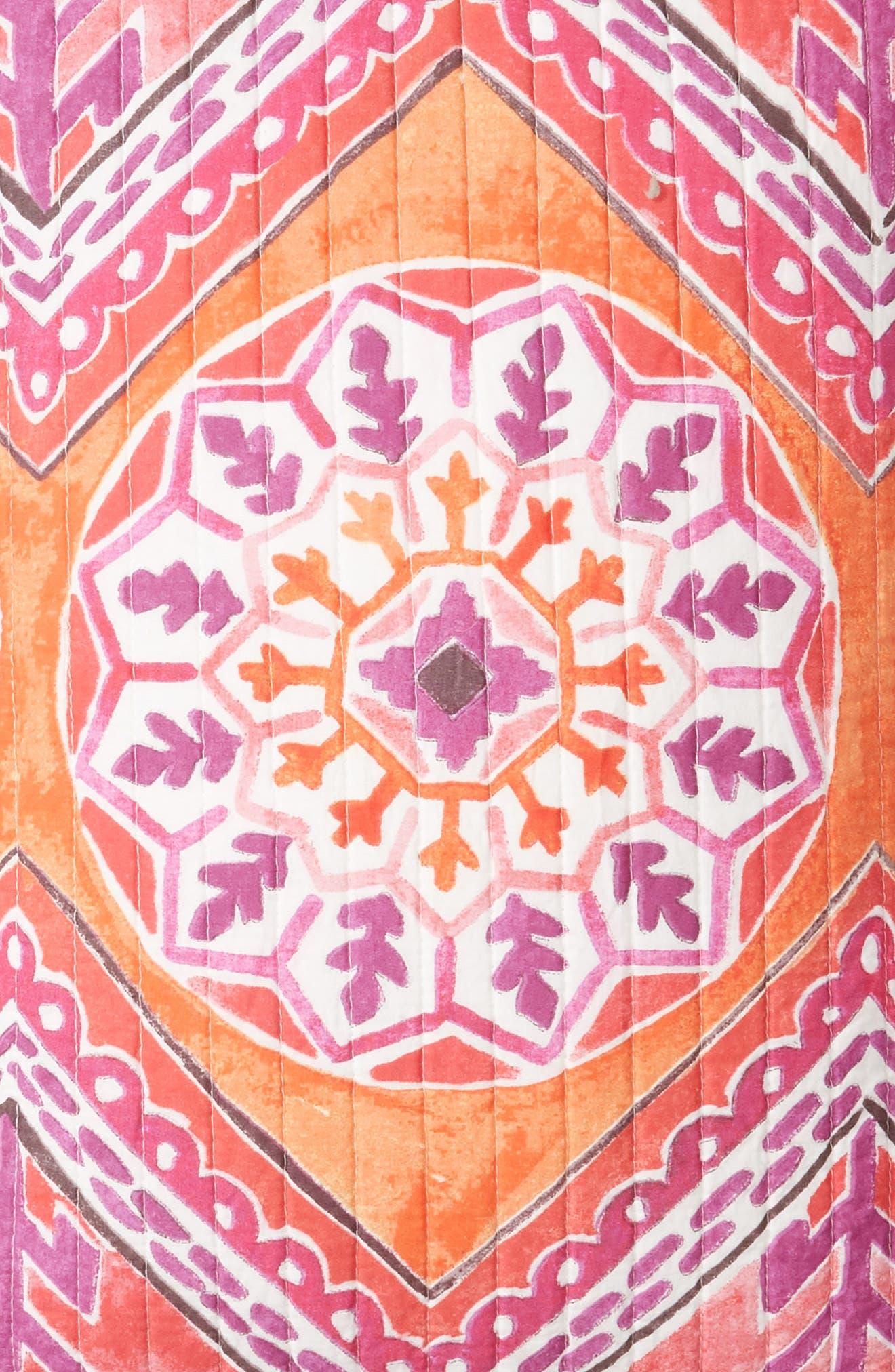 Saffron Sham,                             Alternate thumbnail 3, color,                             651