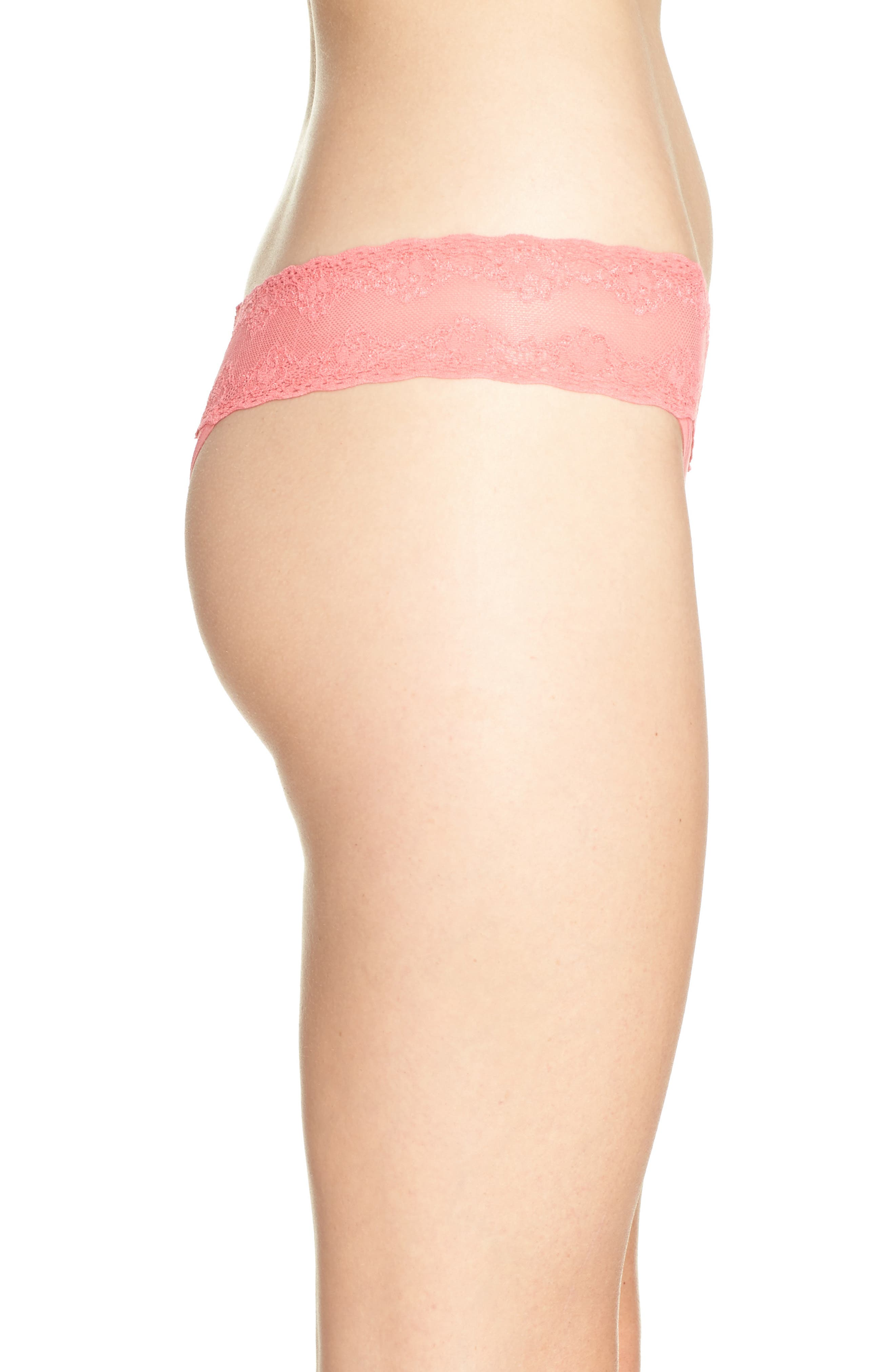 Bliss Perfection Thong,                             Alternate thumbnail 288, color,