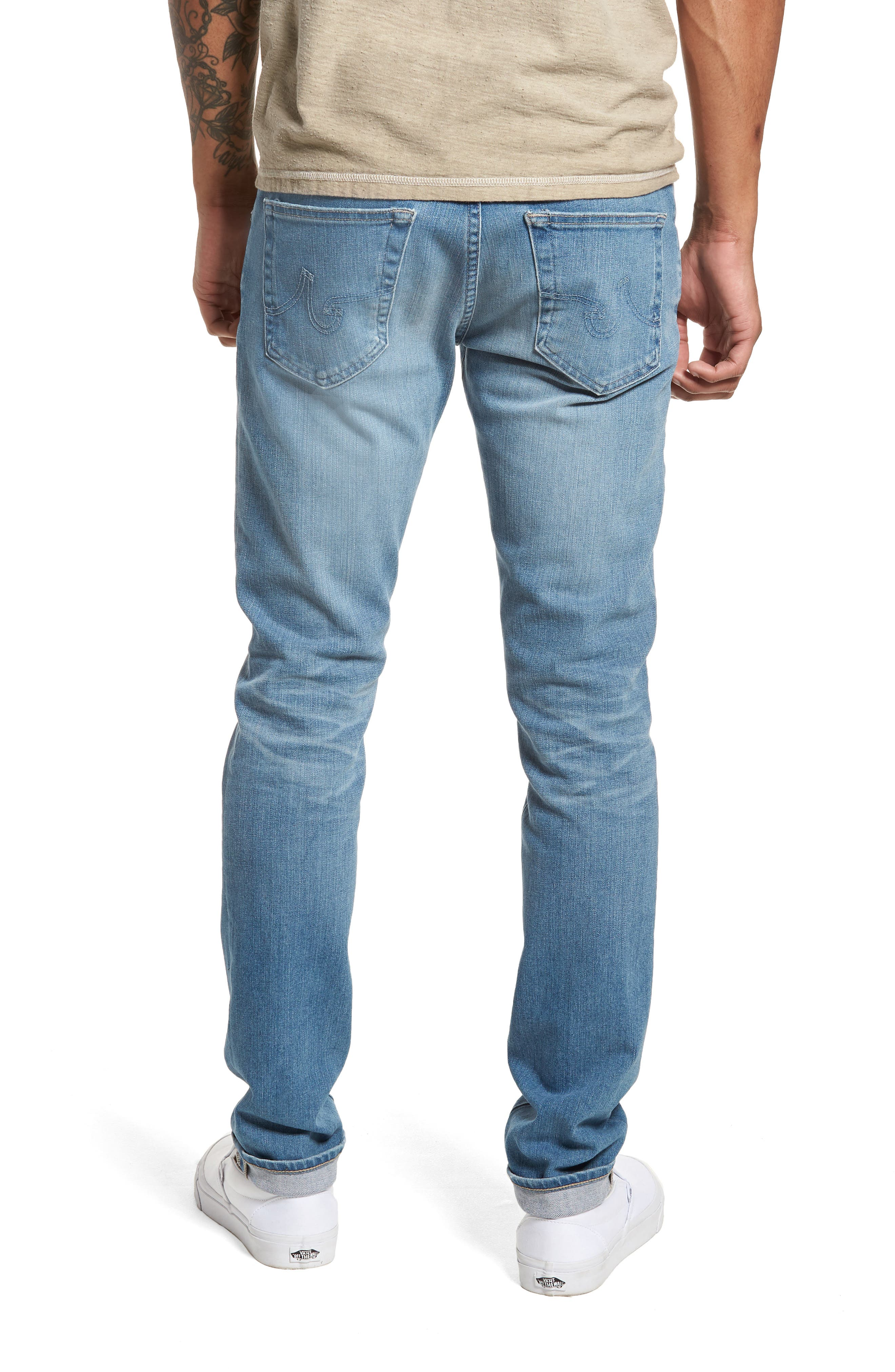 Dylan Skinny Fit Jeans,                             Alternate thumbnail 2, color,                             498