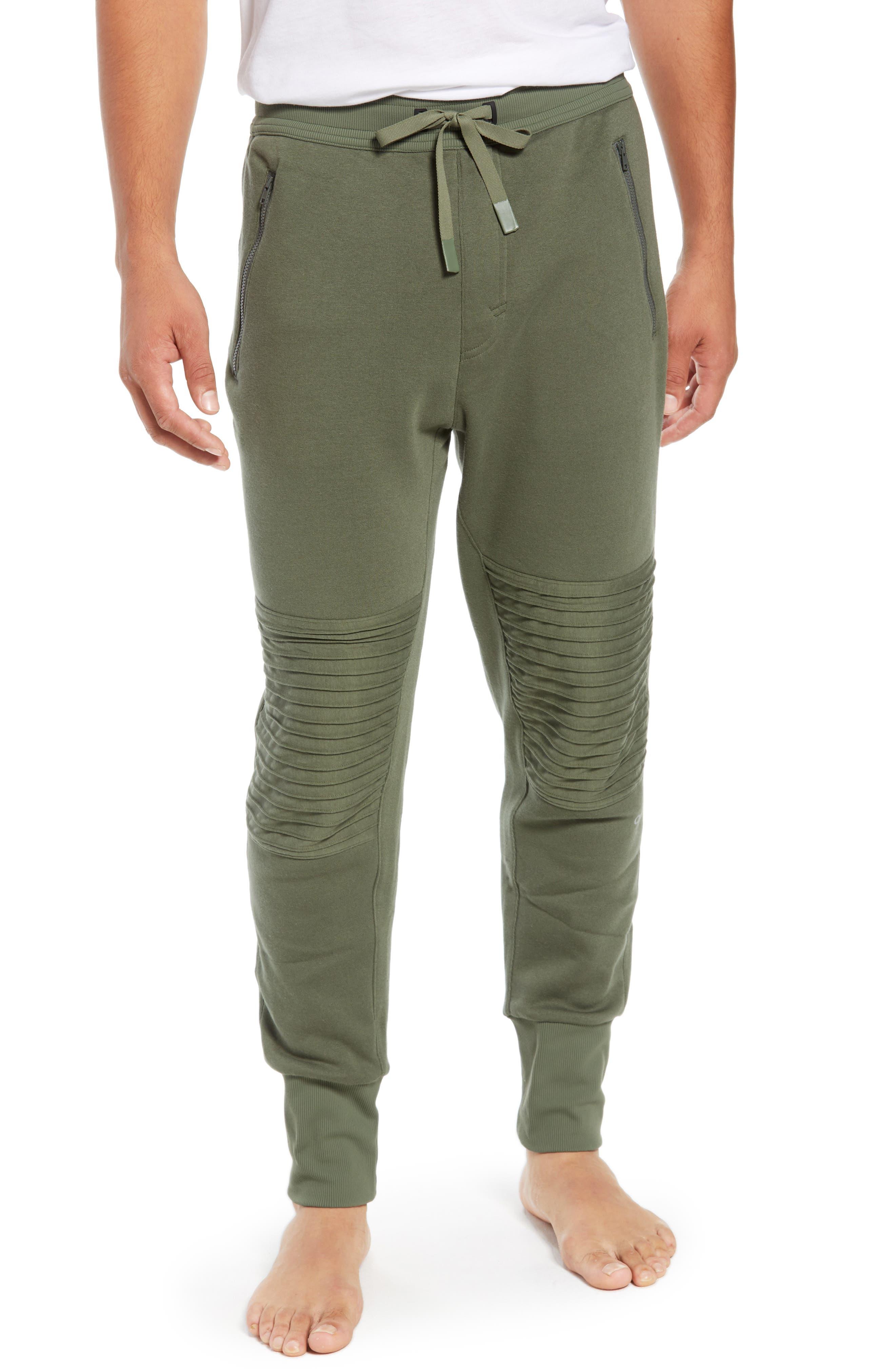 Moto Jogger Pants,                         Main,                         color, JUNGLE
