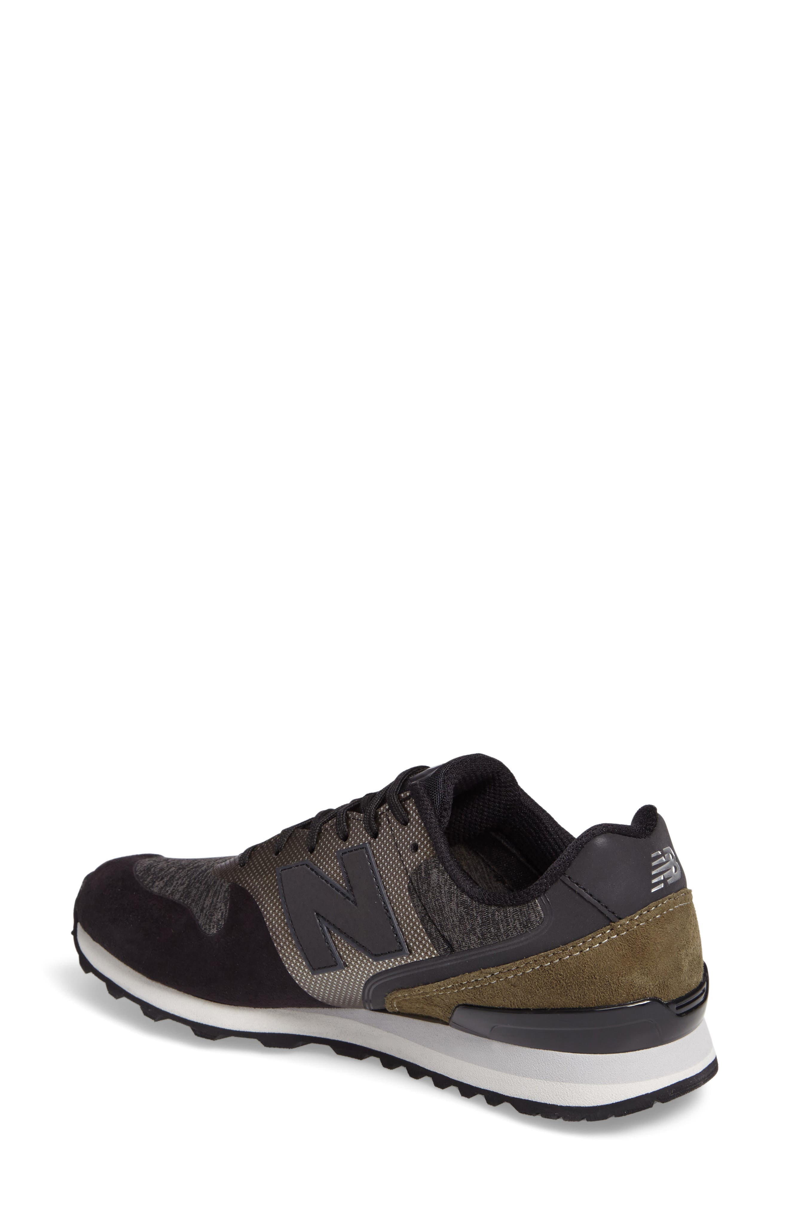 696 Re-Engineered Sneaker,                             Alternate thumbnail 2, color,                             030