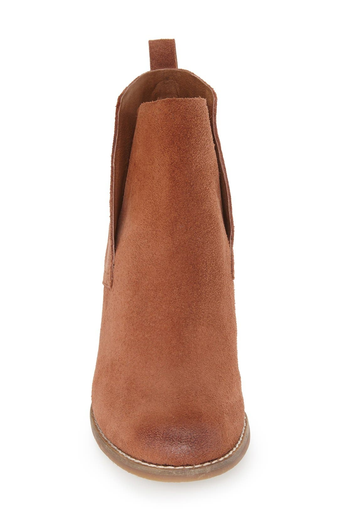 'Yoniana' Wedge Bootie,                             Alternate thumbnail 7, color,
