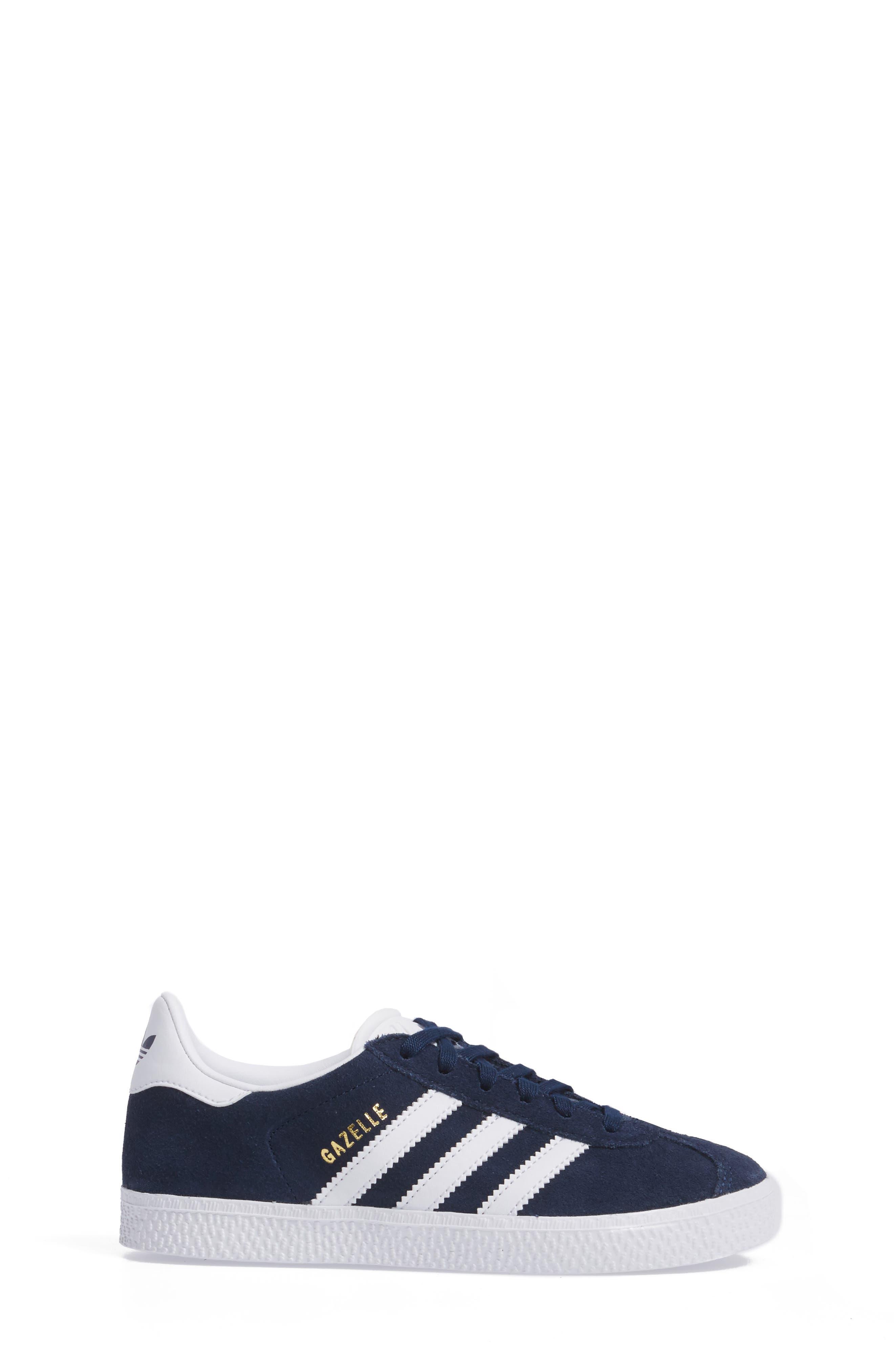 Gazelle Sneaker,                             Alternate thumbnail 17, color,