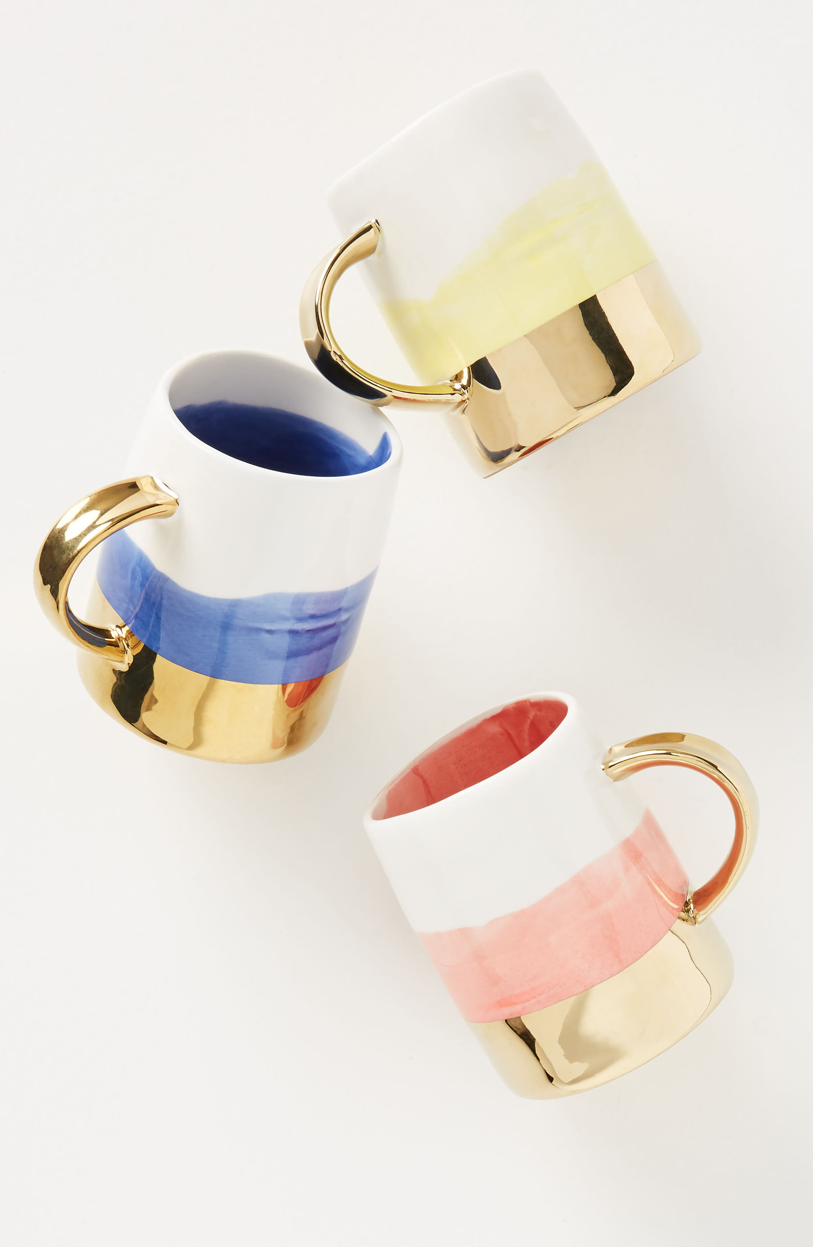 ANTHROPOLOGIE Tamatoa Mug, Main, color, 468