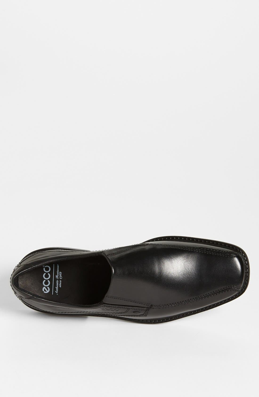 'New Jersey' Slip-On,                             Alternate thumbnail 3, color,                             BLACK