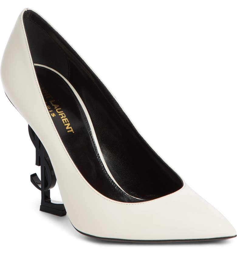 saint laurent opyum ysl pointy toe pump women nordstrom