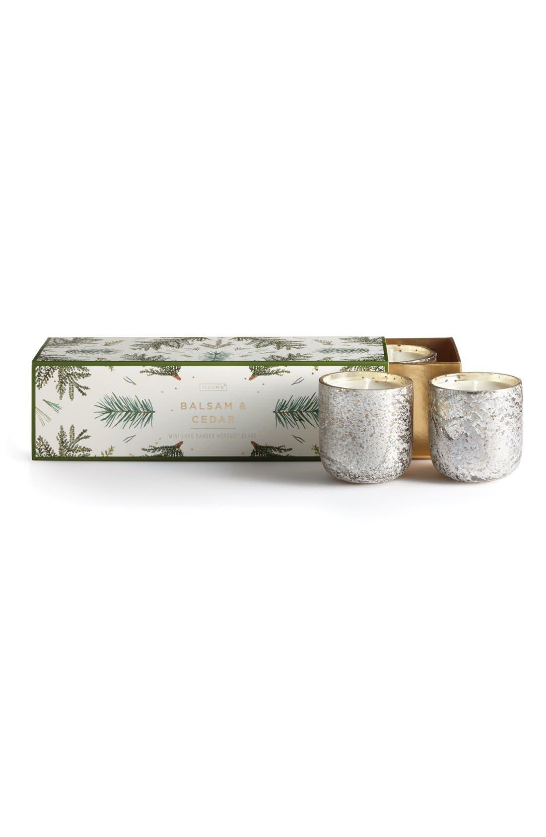 'Mini Mercury' Scented Candles,                         Main,                         color, 040
