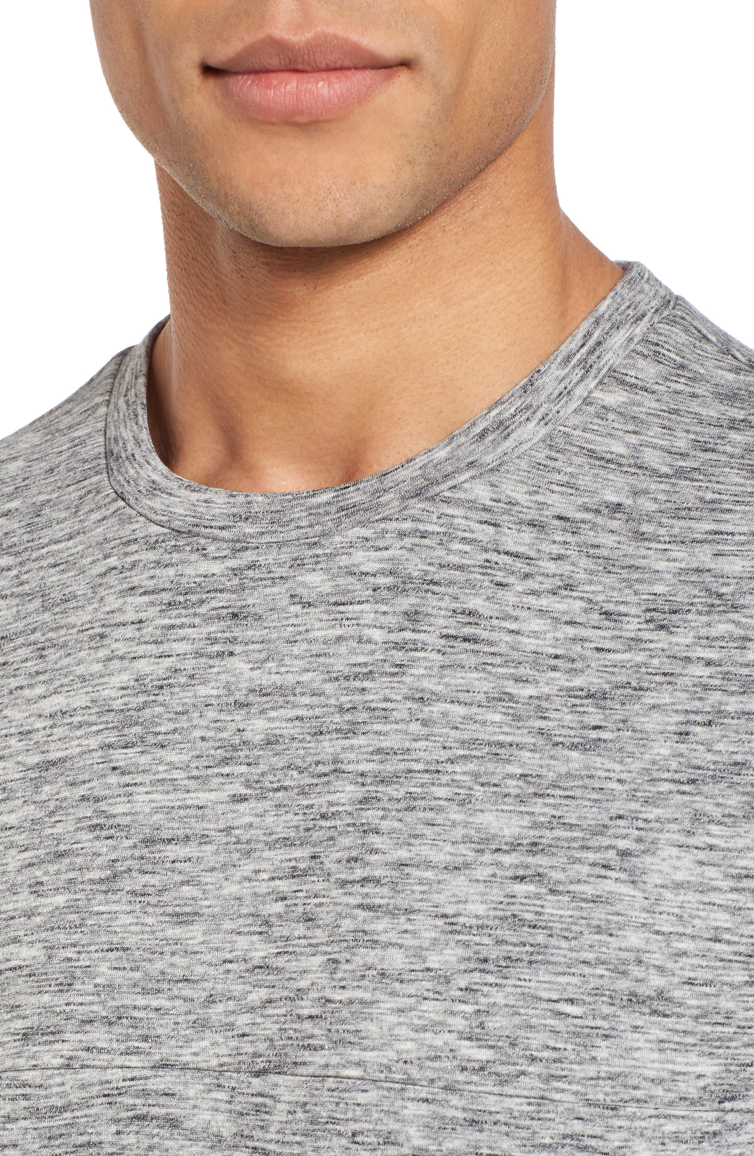 Space Dyed Sweatshirt,                             Alternate thumbnail 4, color,                             030