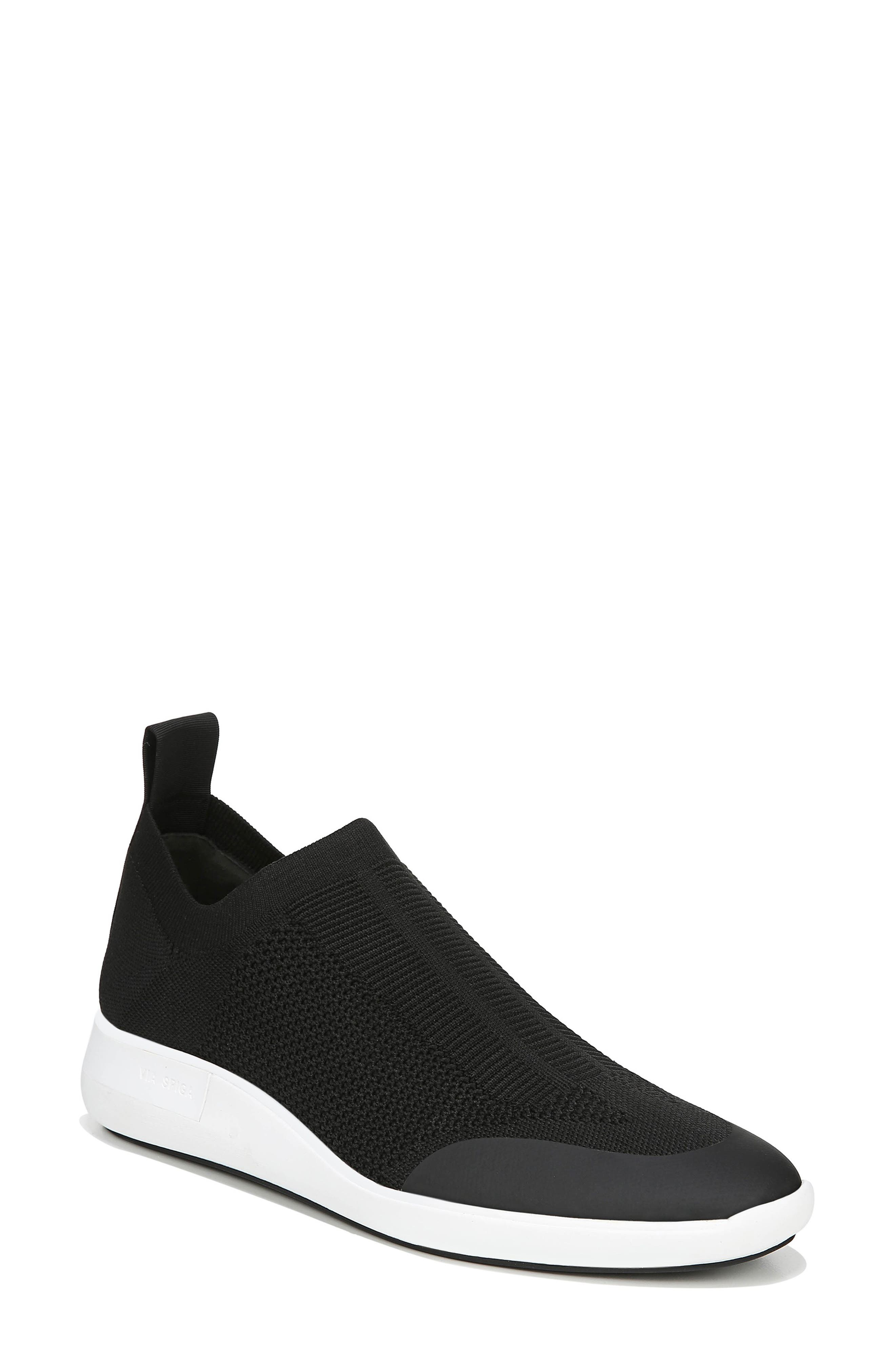 Women'S Marlow 5 Slip-On Sneakers in Black