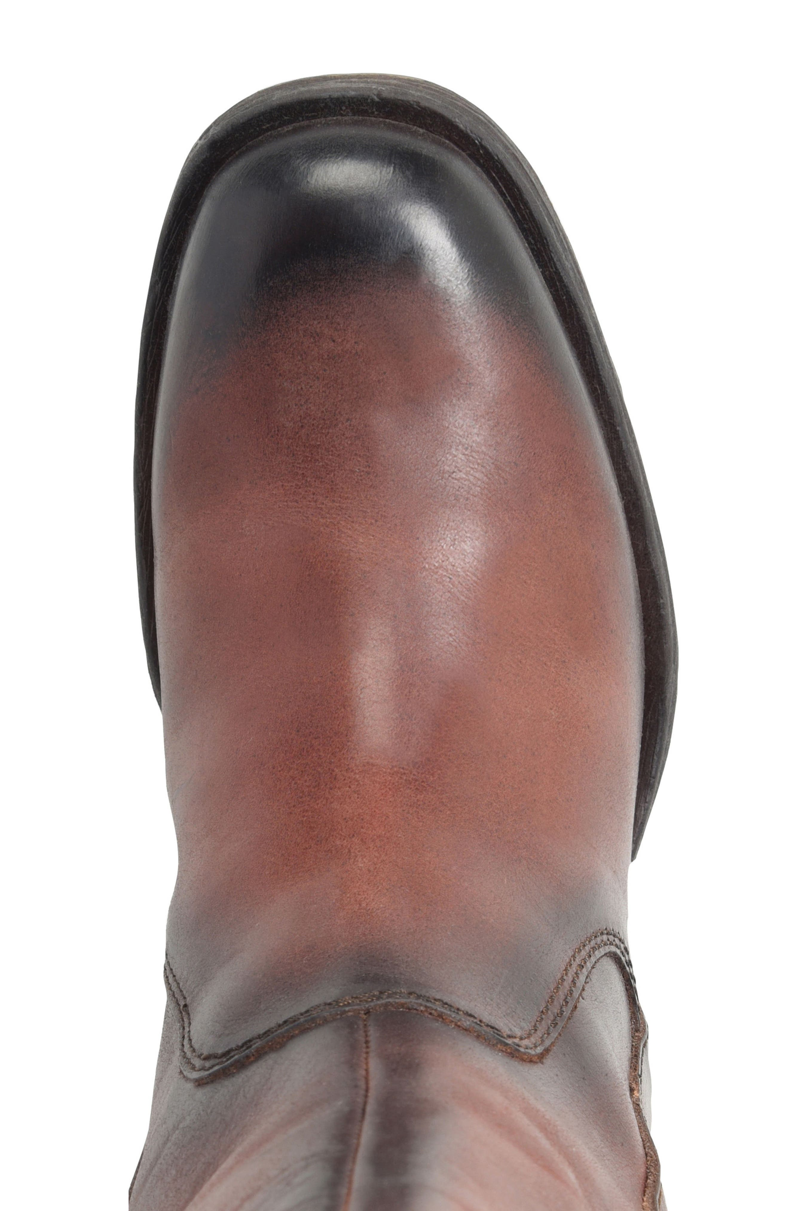 Copper Studded Boot,                             Alternate thumbnail 5, color,                             200