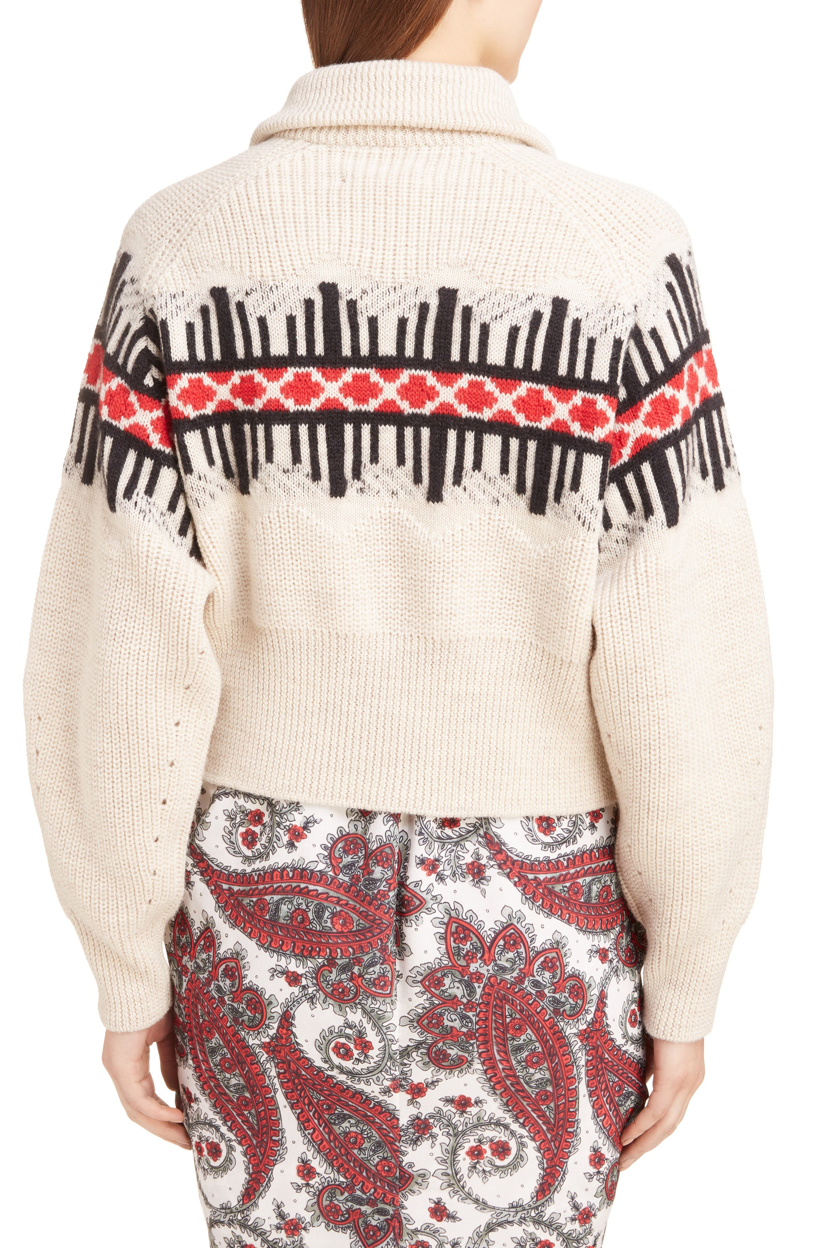 Curtis Wool Blend Sweater,                             Alternate thumbnail 2, color,                             250