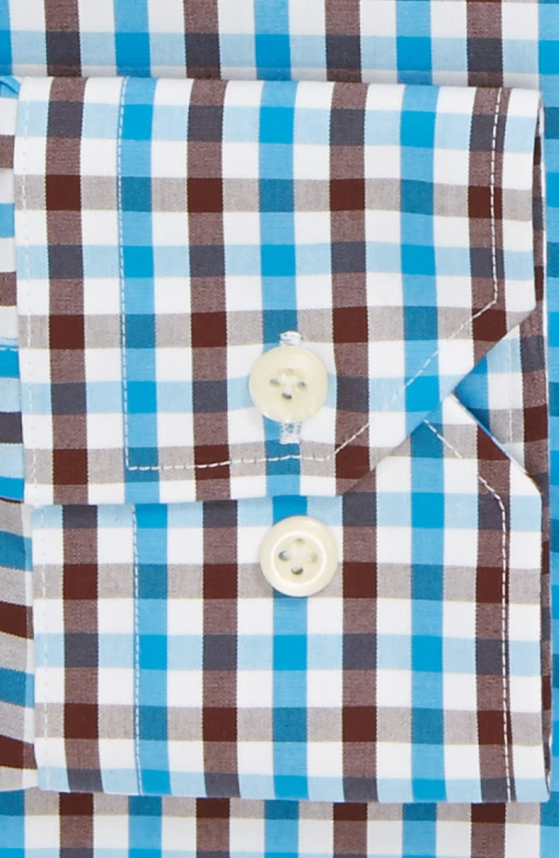 PETER MILLAR,                             'Nanoluxe' Regular Fit Easy Care Dress Shirt,                             Alternate thumbnail 2, color,                             400