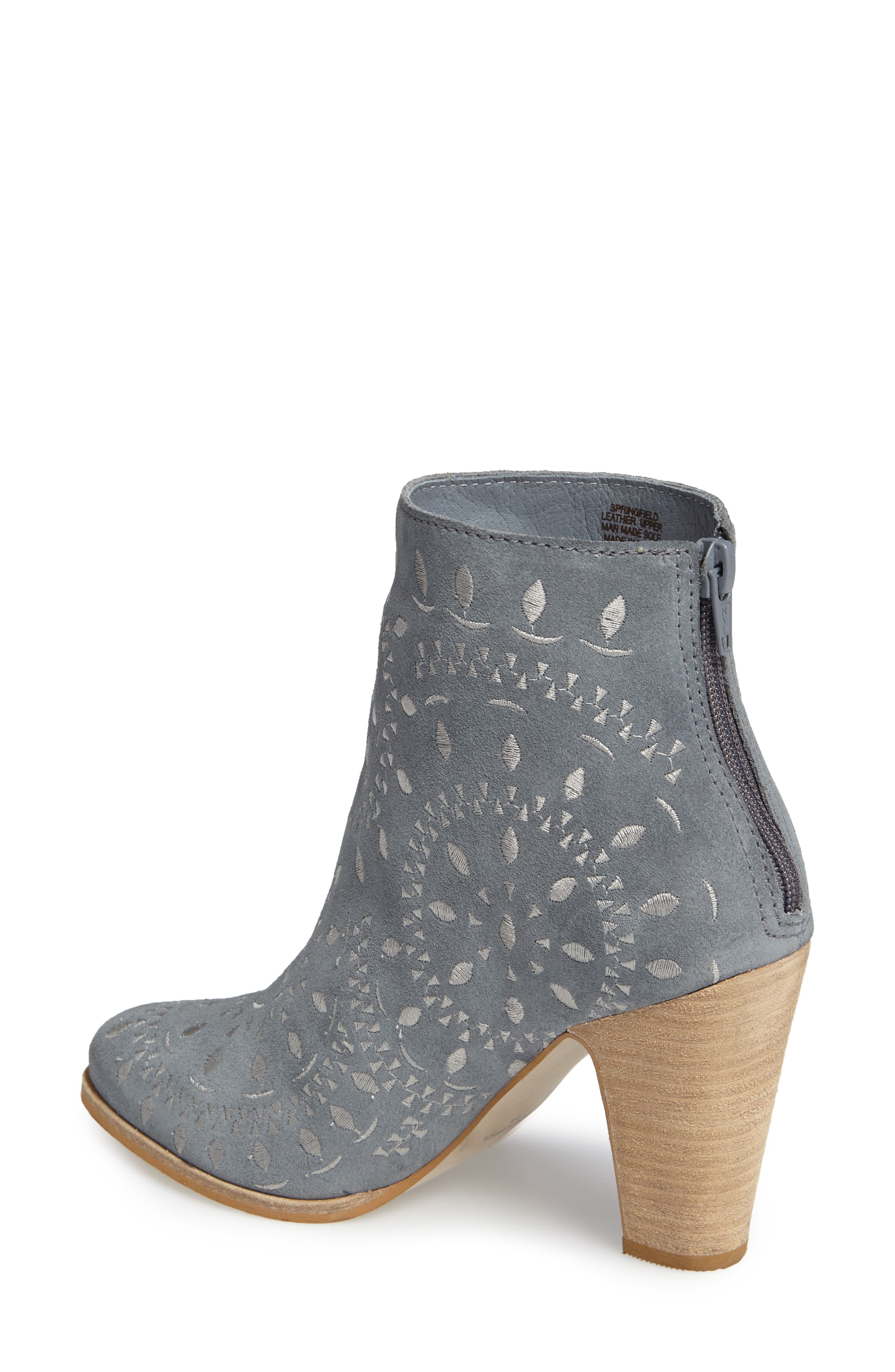 Springfield Bootie,                             Alternate thumbnail 3, color,