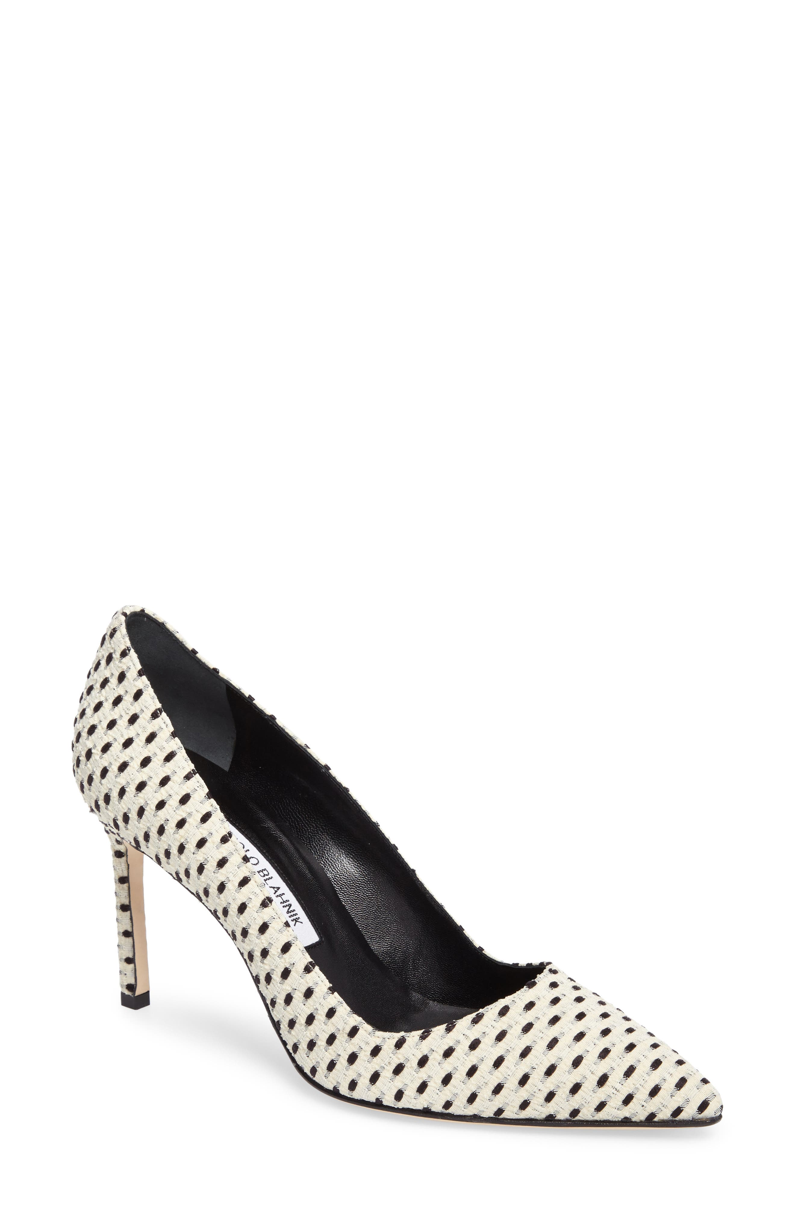 BB Pointy Toe Pump,                         Main,                         color, 100