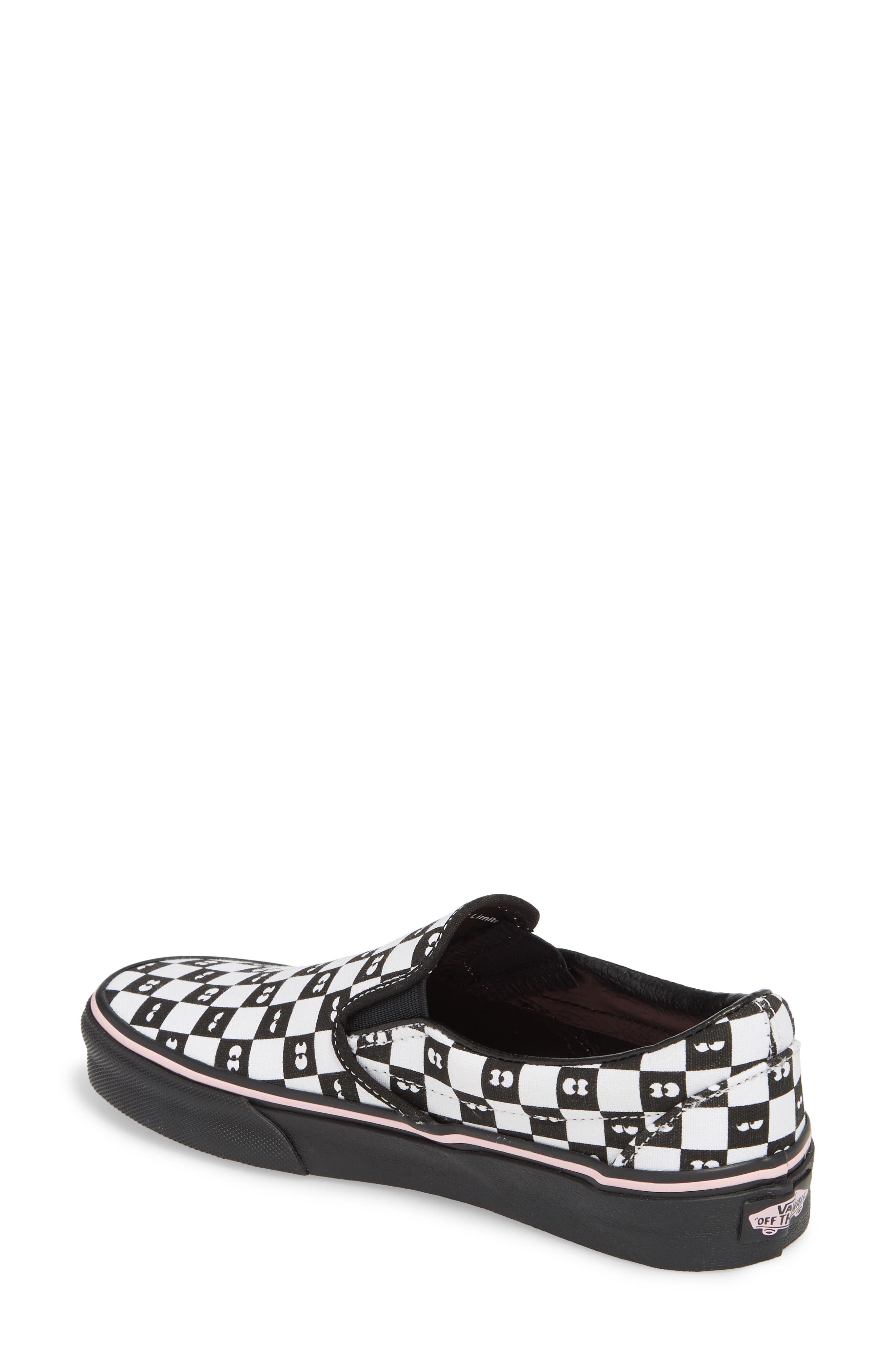 Classic Slip-On Sneaker,                             Alternate thumbnail 92, color,