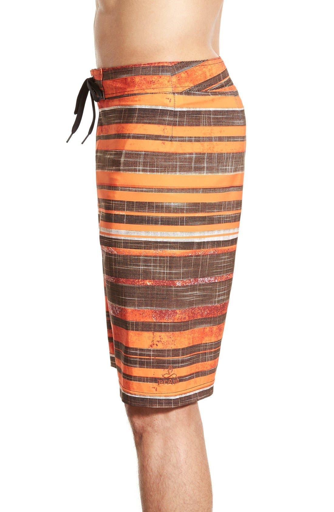 'Sediment' Stretch Board Shorts,                             Alternate thumbnail 50, color,