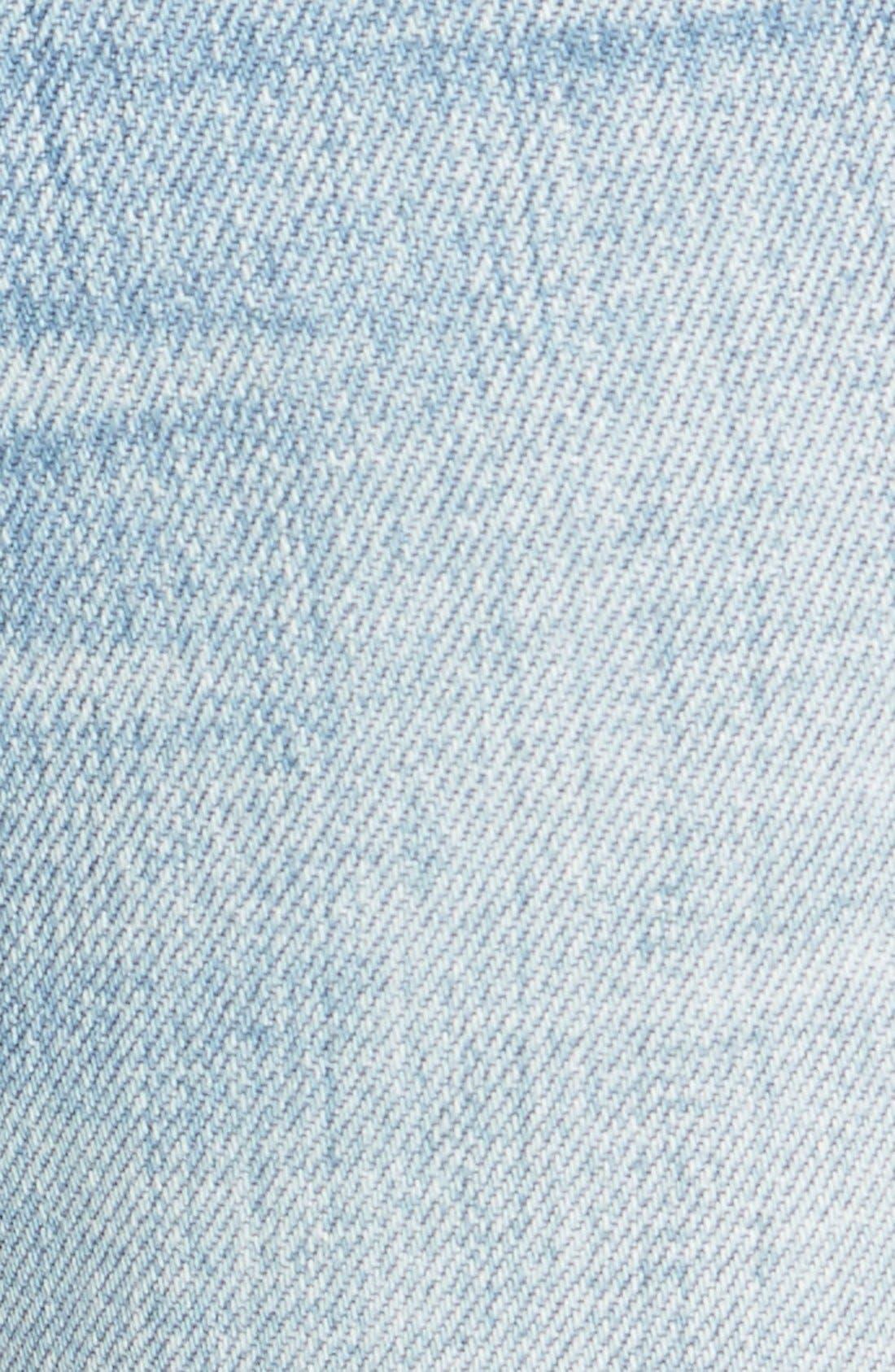 'L'Homme' Slim Fit Jeans,                             Alternate thumbnail 8, color,