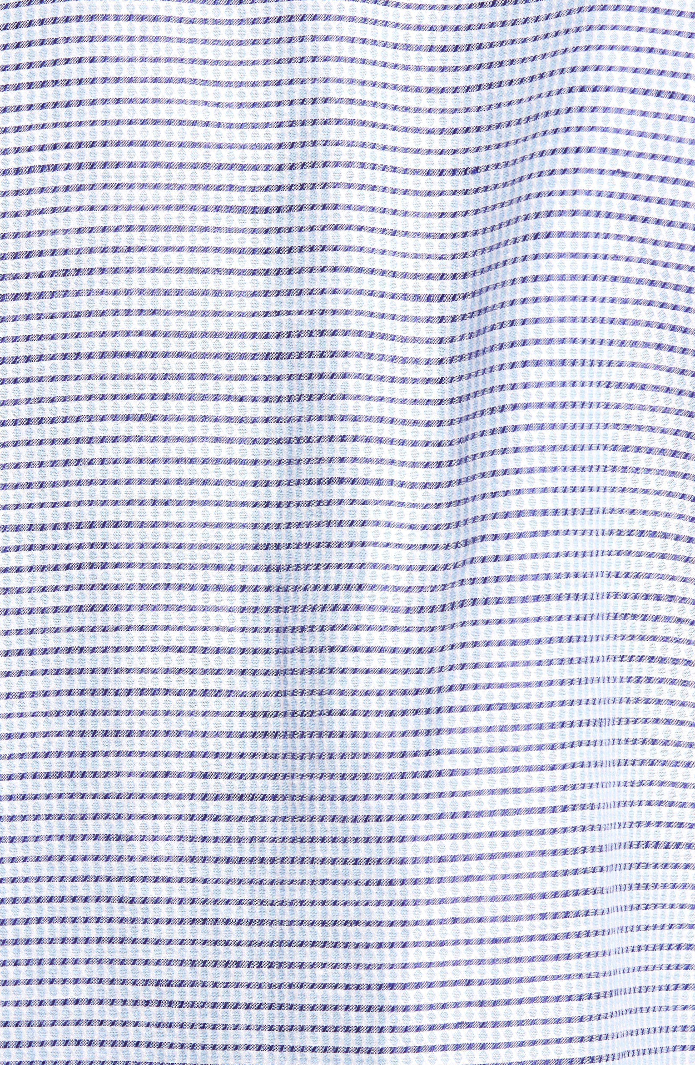 Upper Hutt Original Fit Sport Shirt,                             Alternate thumbnail 5, color,                             459